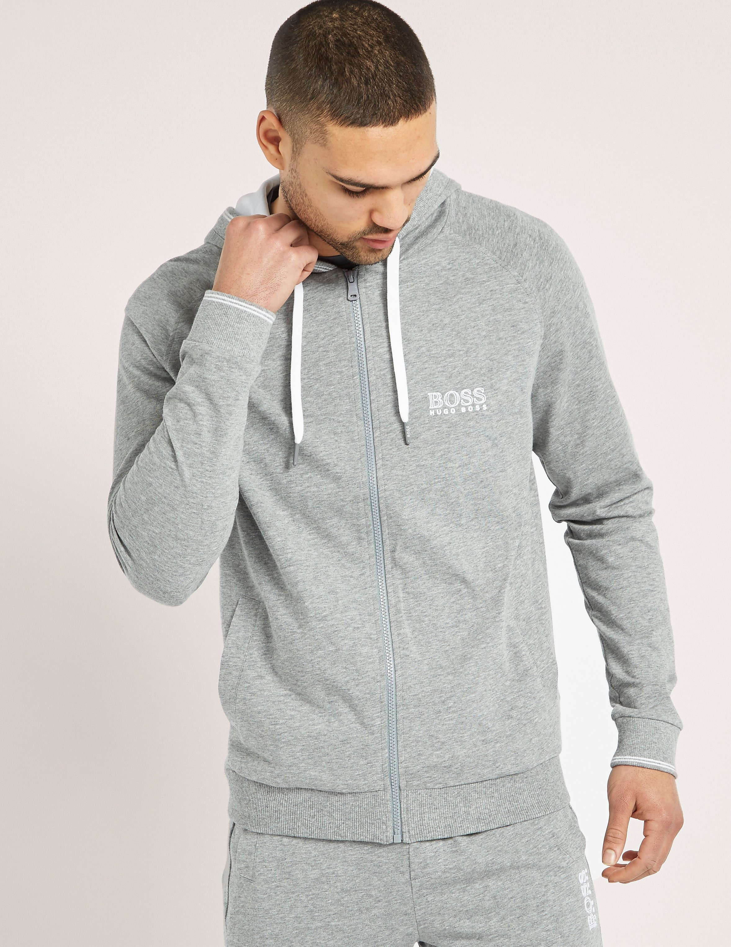 BOSS Authentic Full Zip Hoody