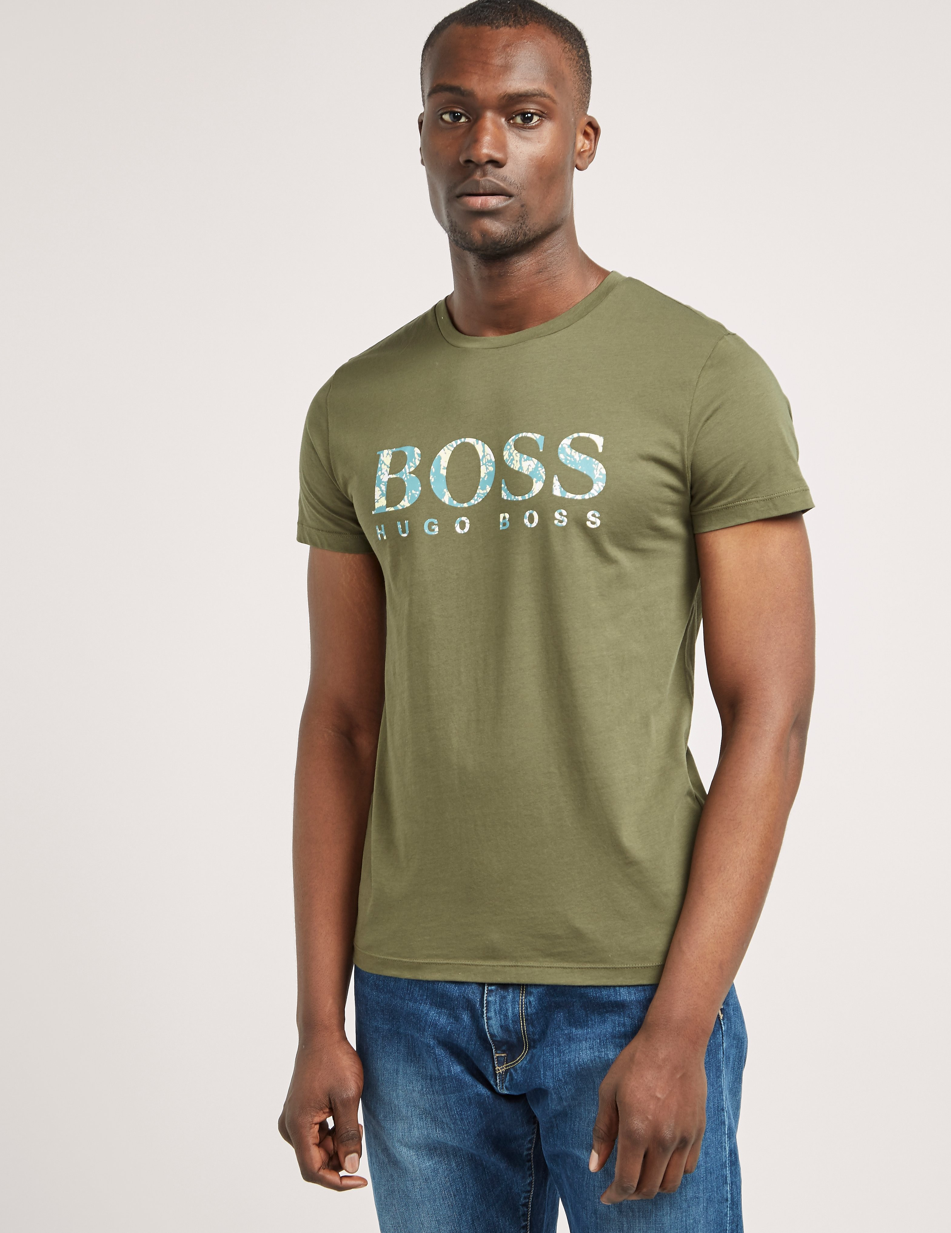 BOSS Orange Tacket Short Sleeve T-Shirt