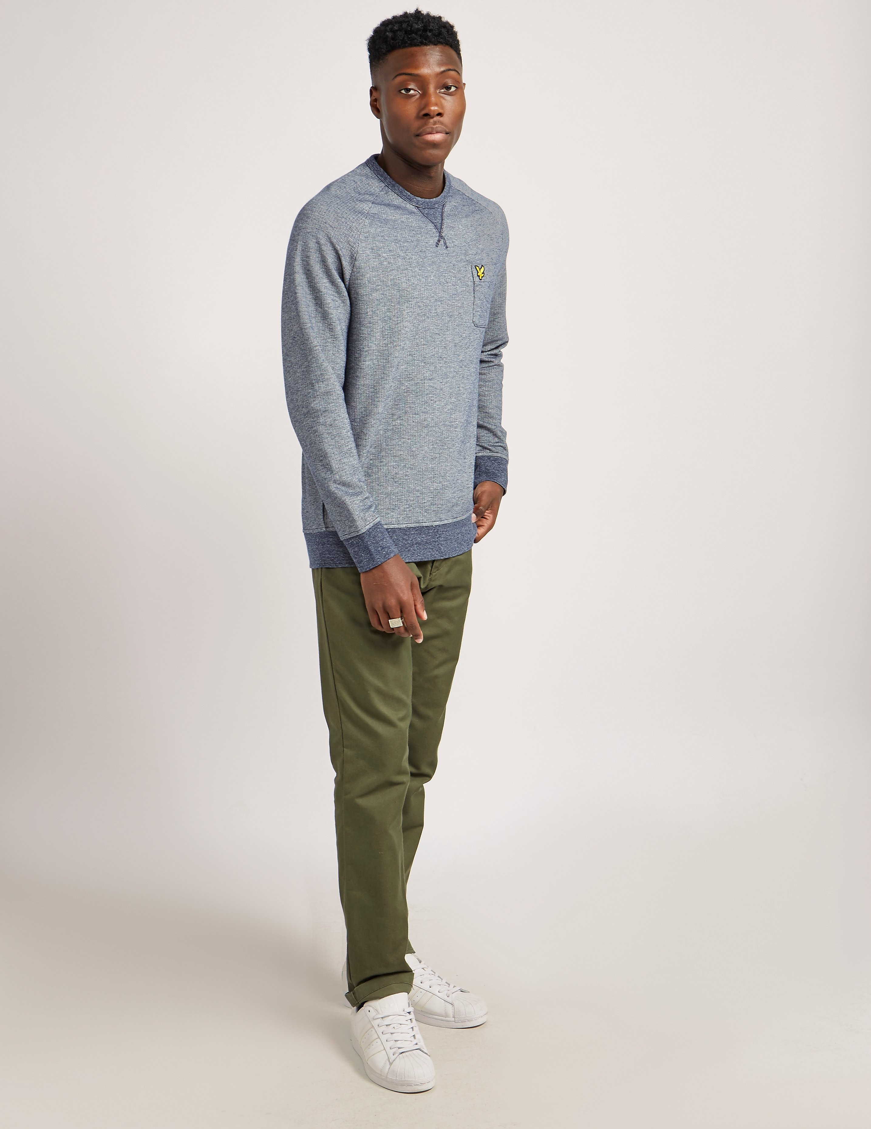Lyle & Scott Oxford Crew Sweatshirt
