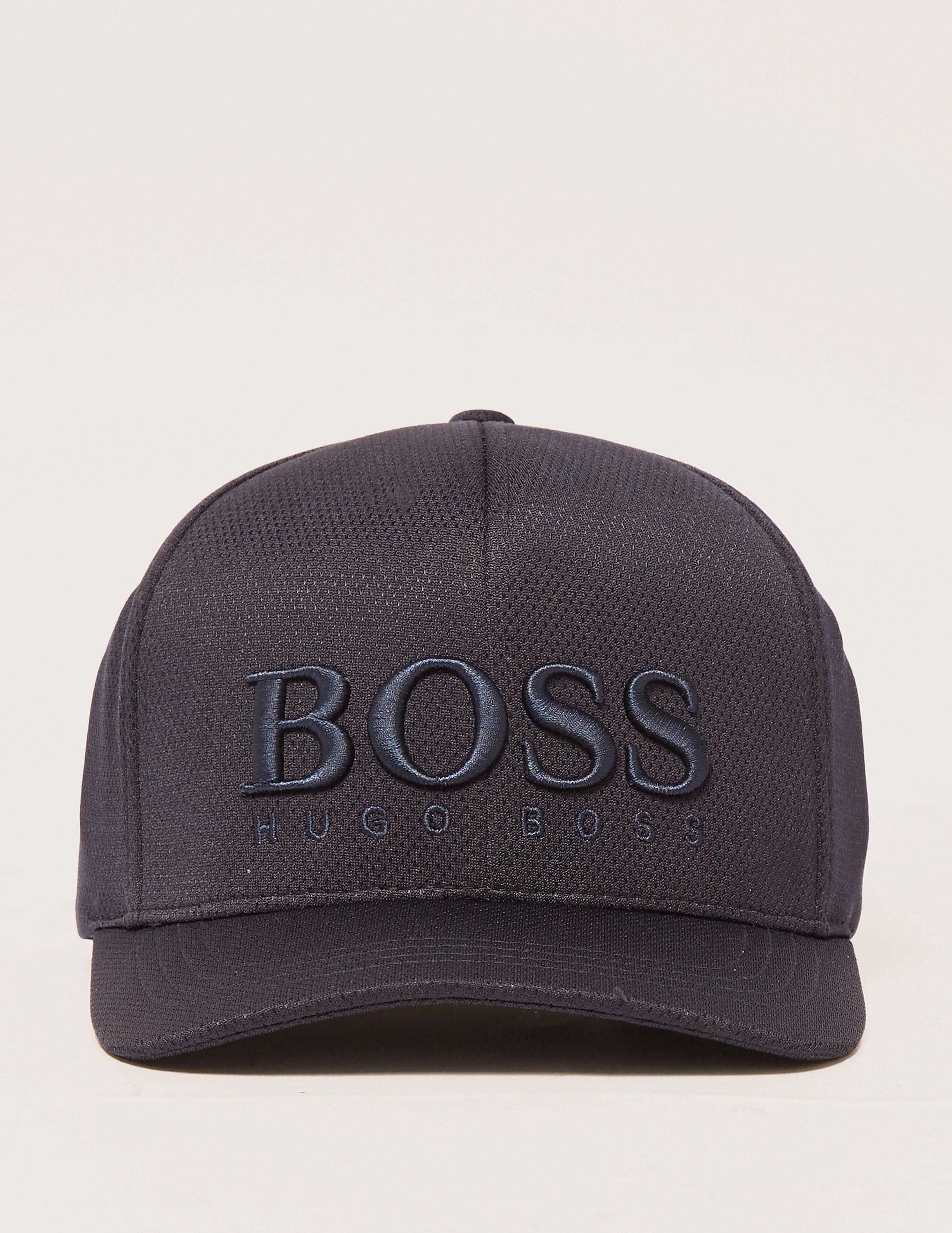 BOSS Green Cap