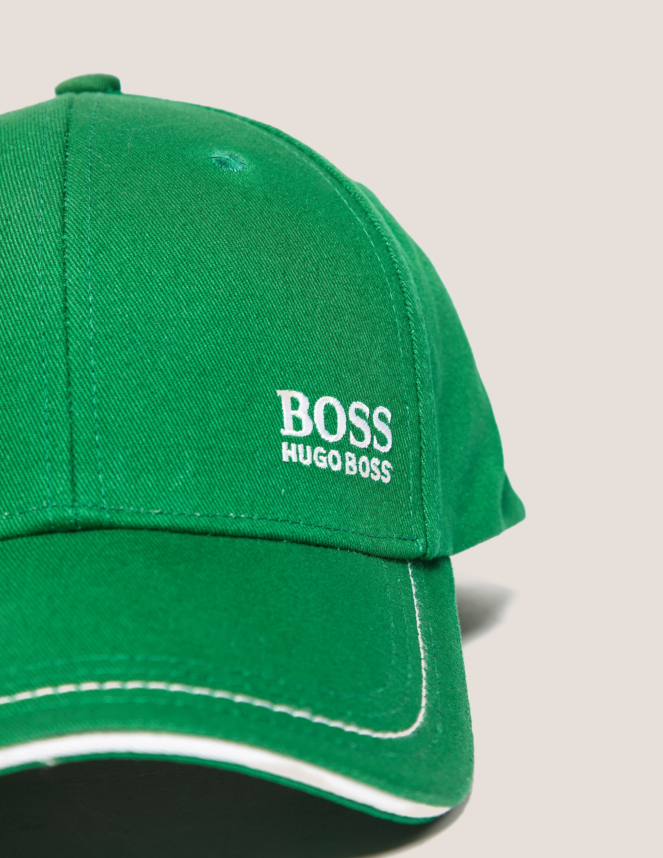 BOSS Green Cap