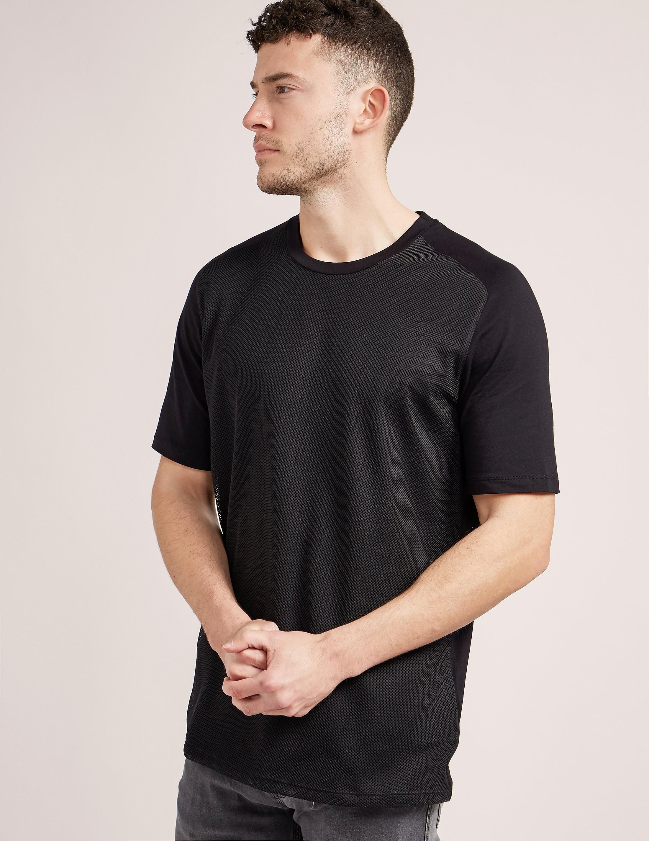 HUGO Dalone Mesh Short Sleeve T-Shirt