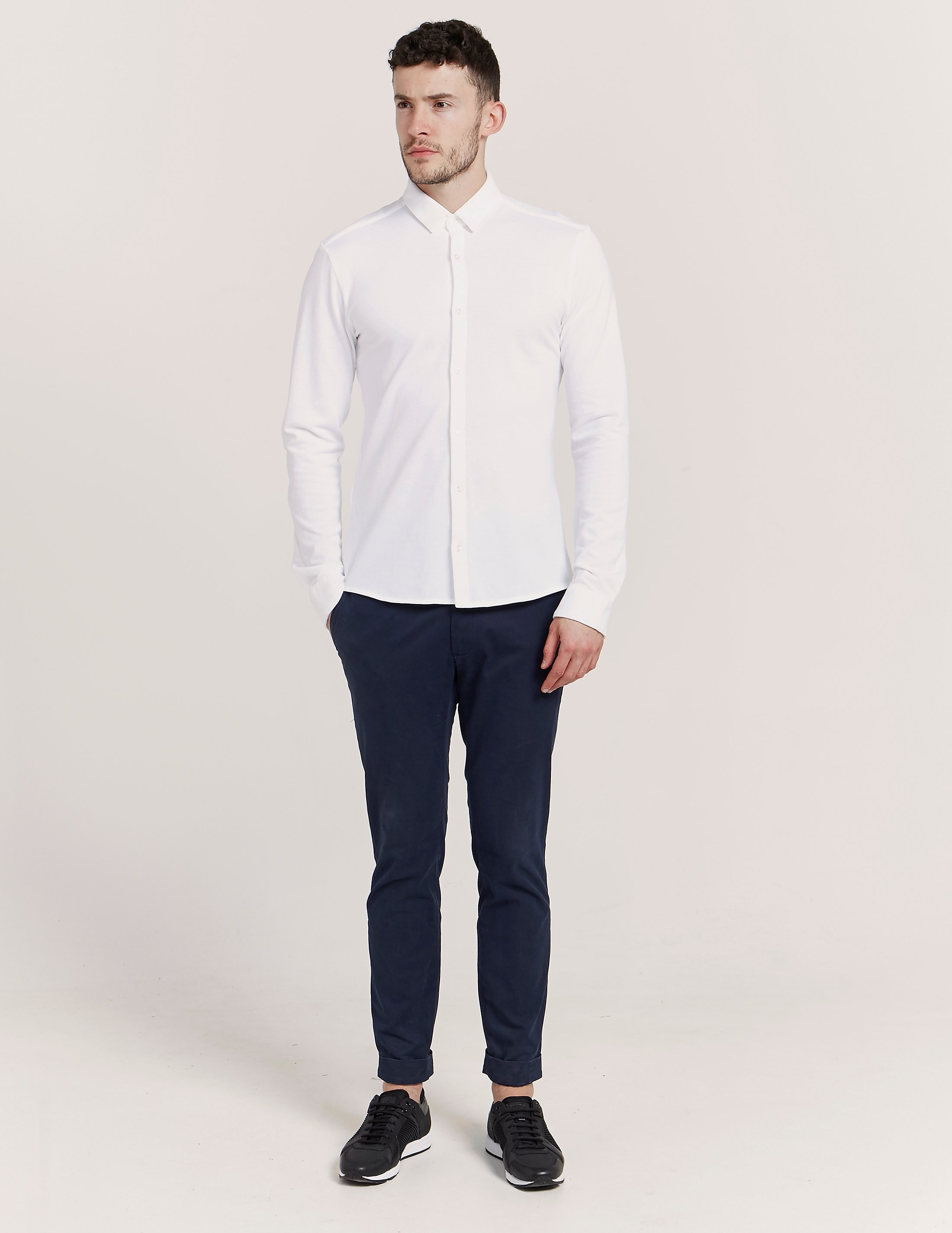 HUGO Ero3 Long Sleeve Shirt