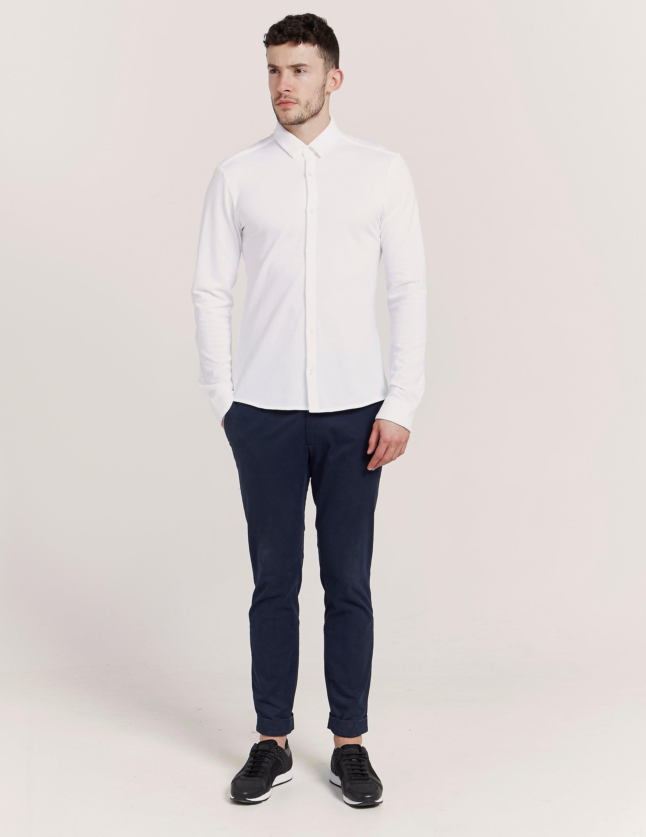 HUGO Ero3 Long Sleeve Shirt