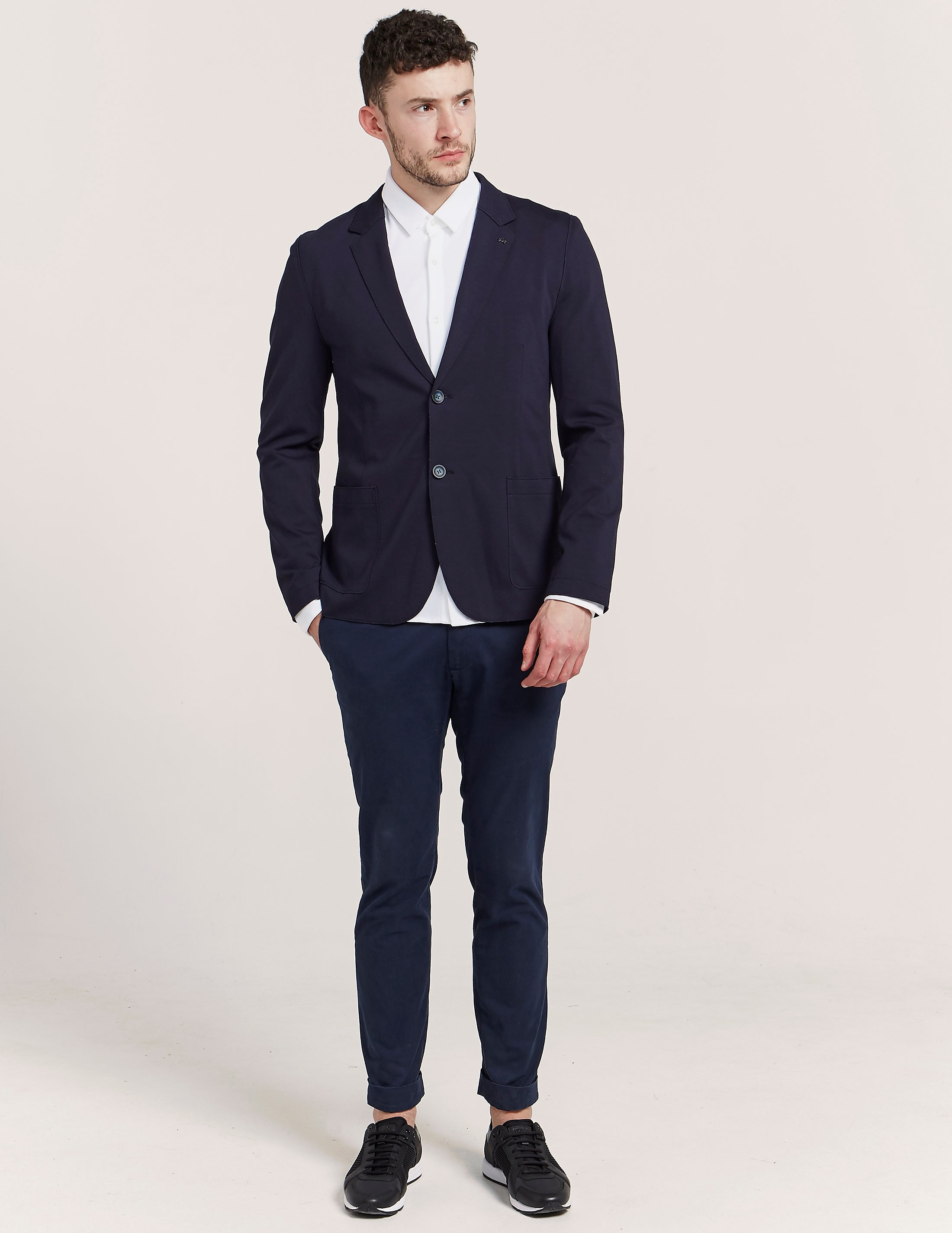 HUGO Raw Blazer