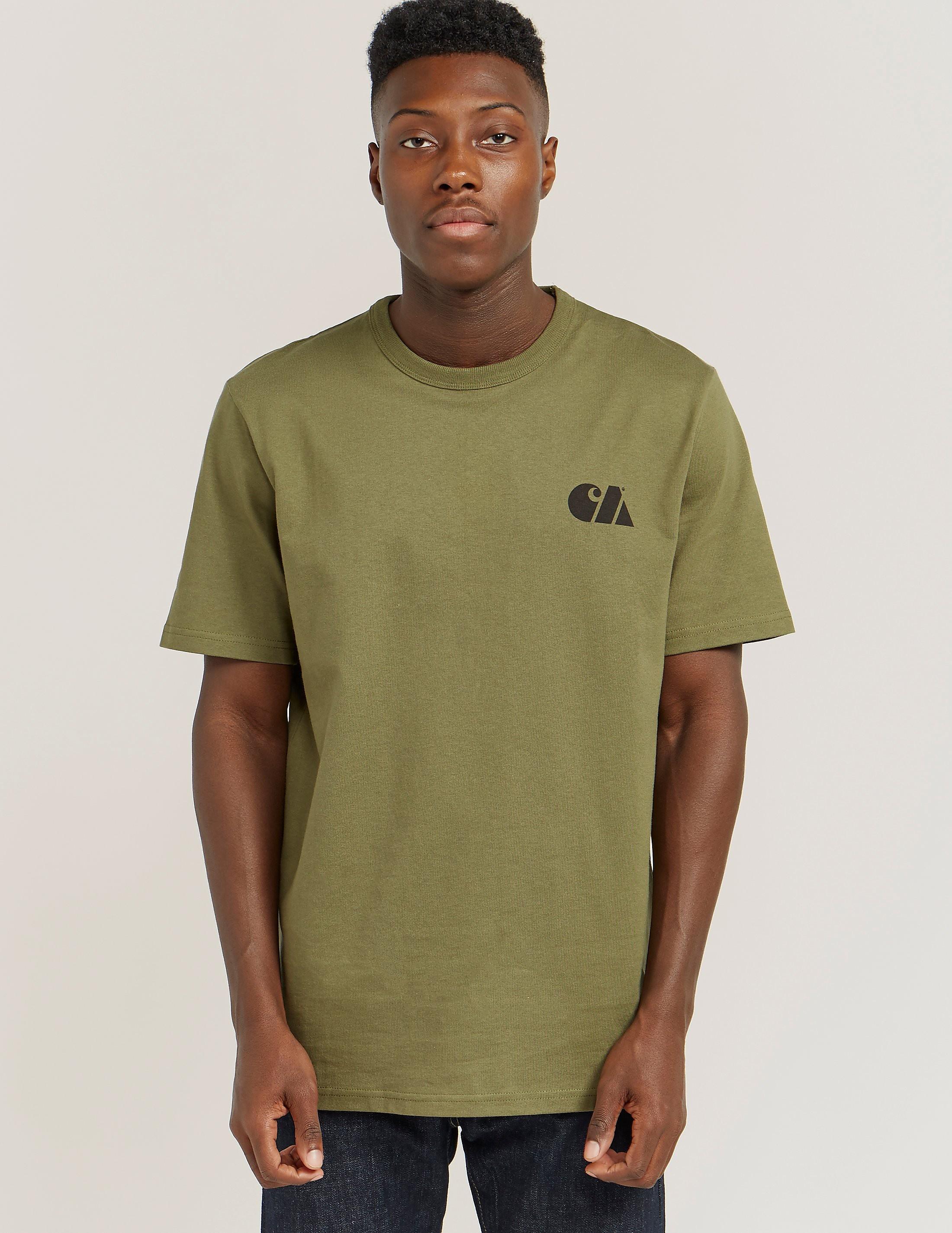 Carhartt WIP Military Short Sleeve T-Shirt