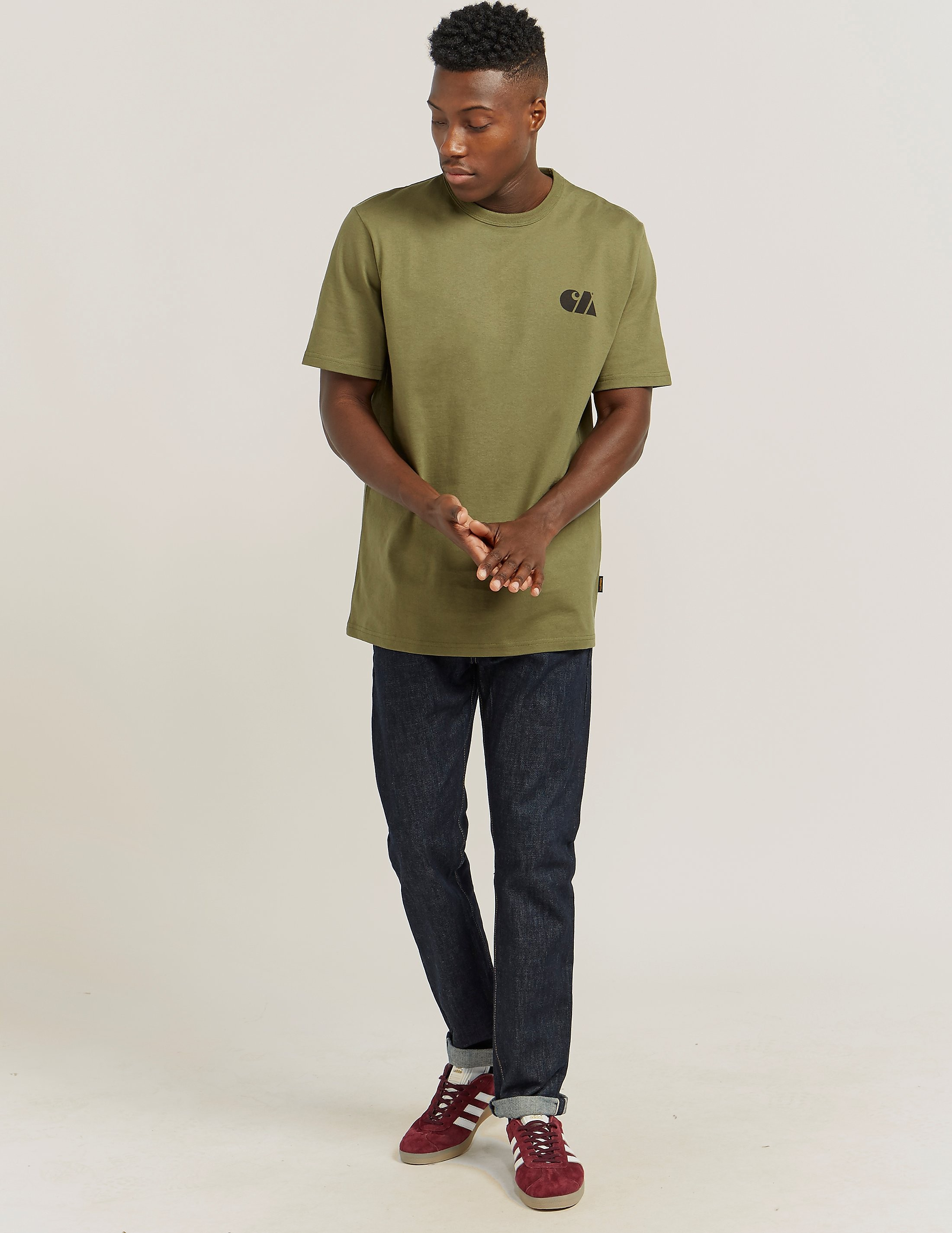 Carhartt WIP Military Short Sleeve T-Shirt