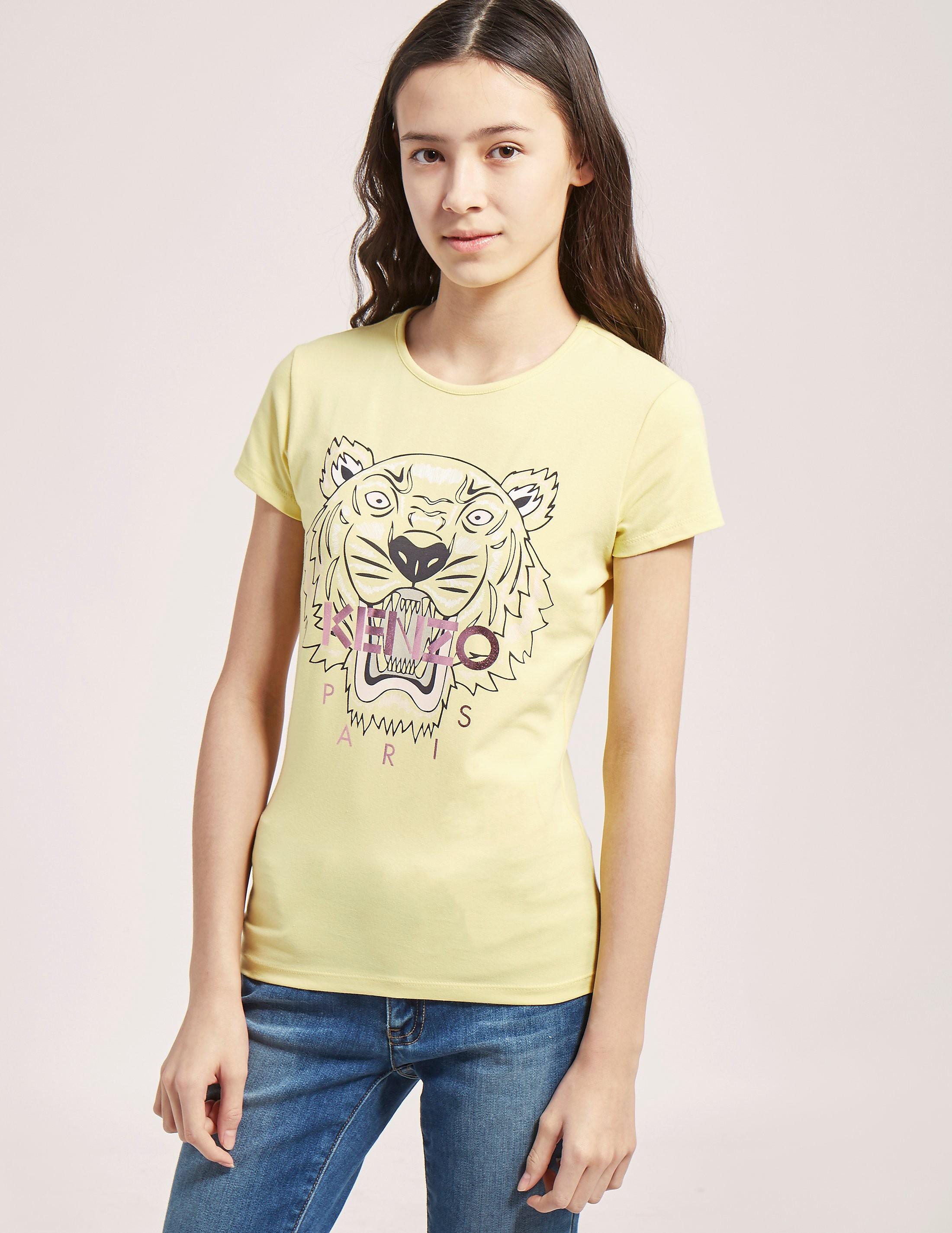 KENZO Short Sleeve Tiger T-Shirt