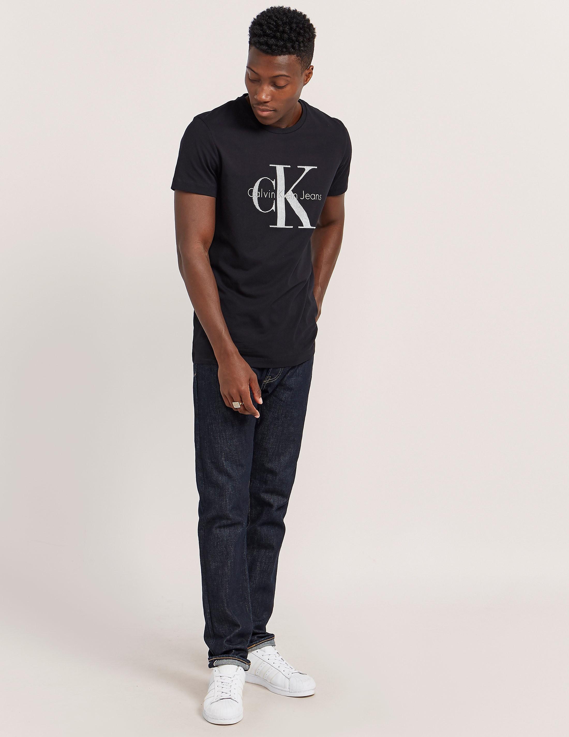 Calvin Klein Rubber Icon T-Shirt