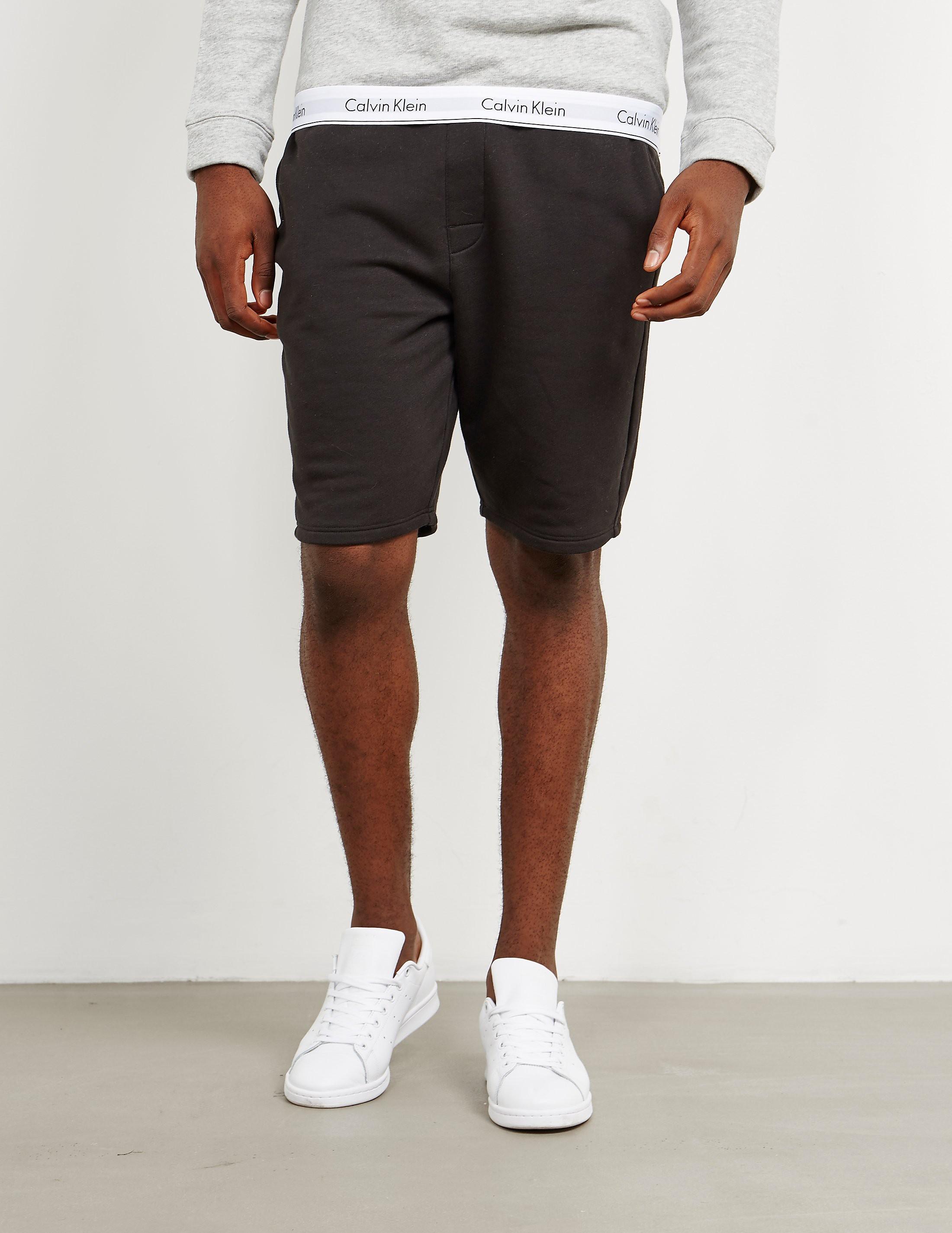 Calvin Klein Tape Fleece Shorts
