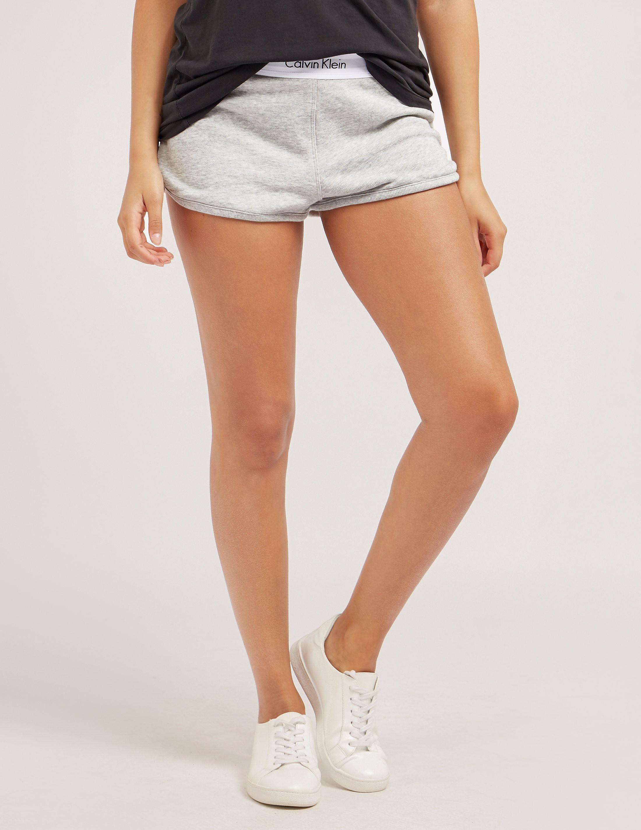 Calvin Klein Modern Fleece Shorts