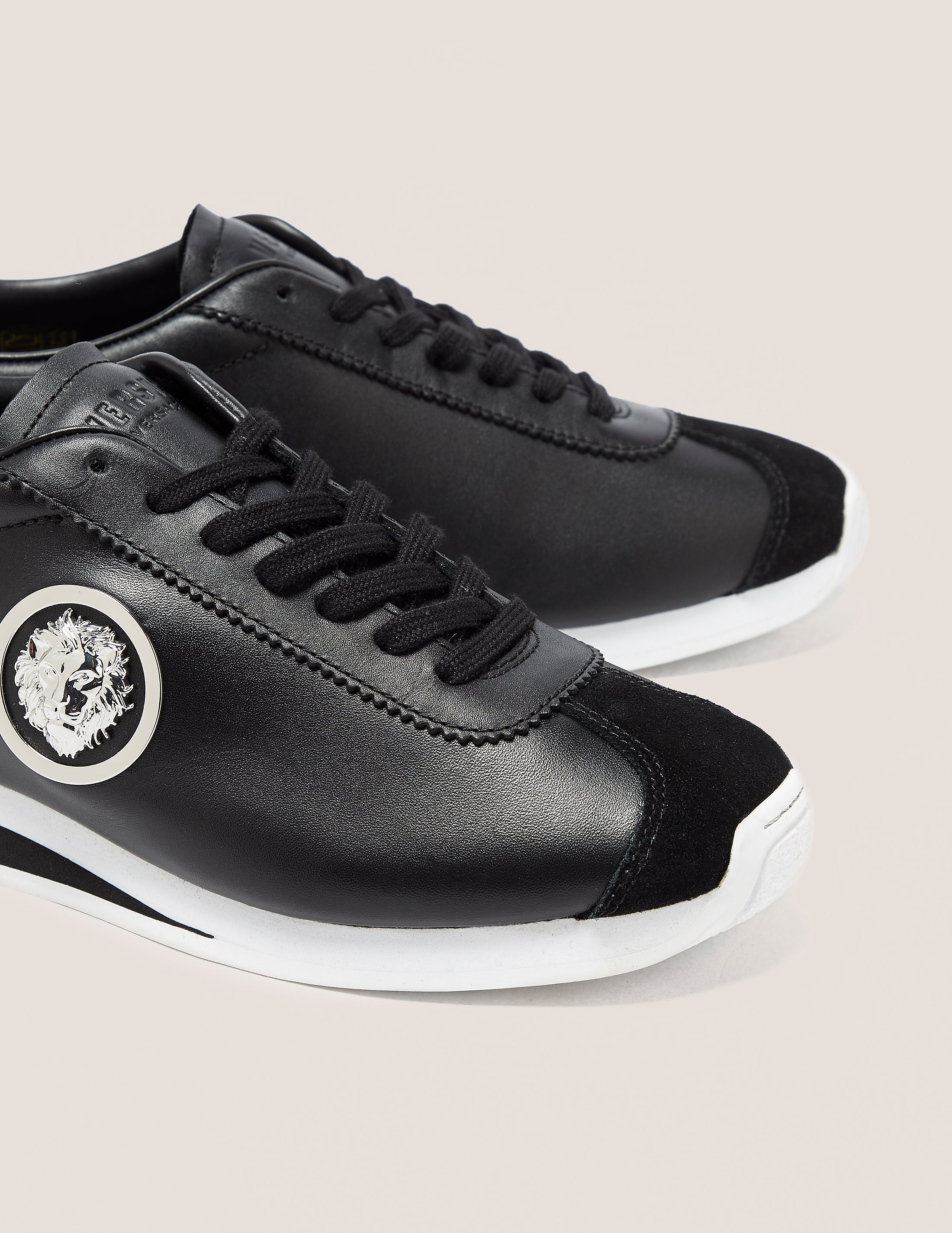 Versus Versace Lion Head Trainers