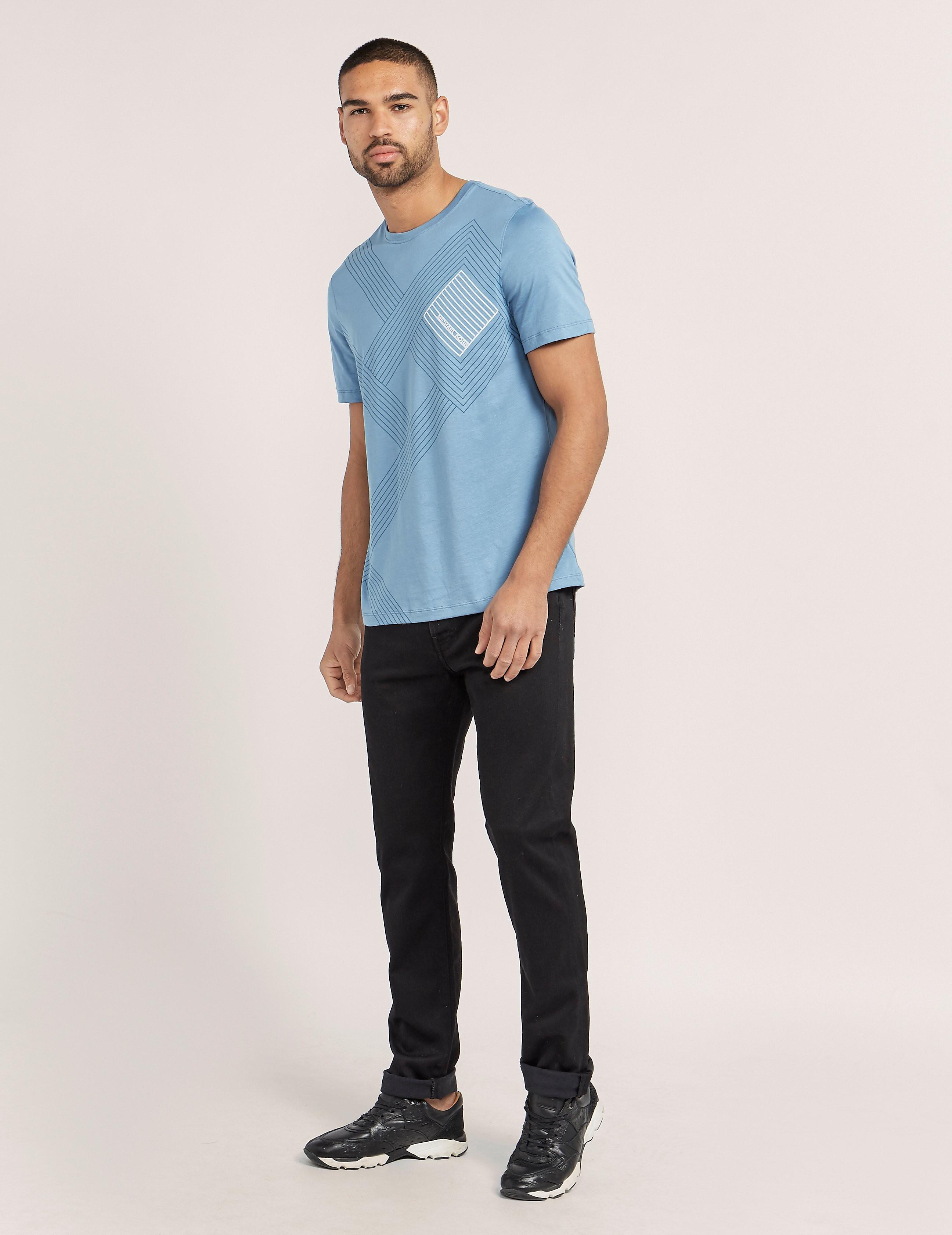Michael Kors Maze Short Sleeve T-Shirt