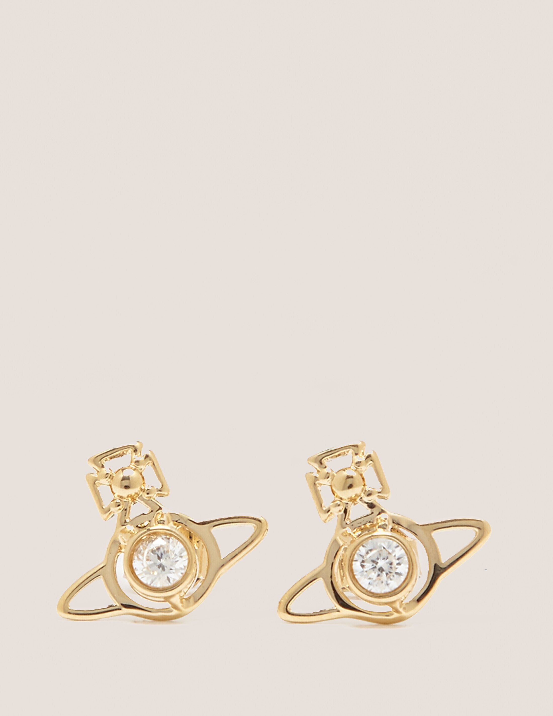 Vivienne Westwood Nora Stud Earrings