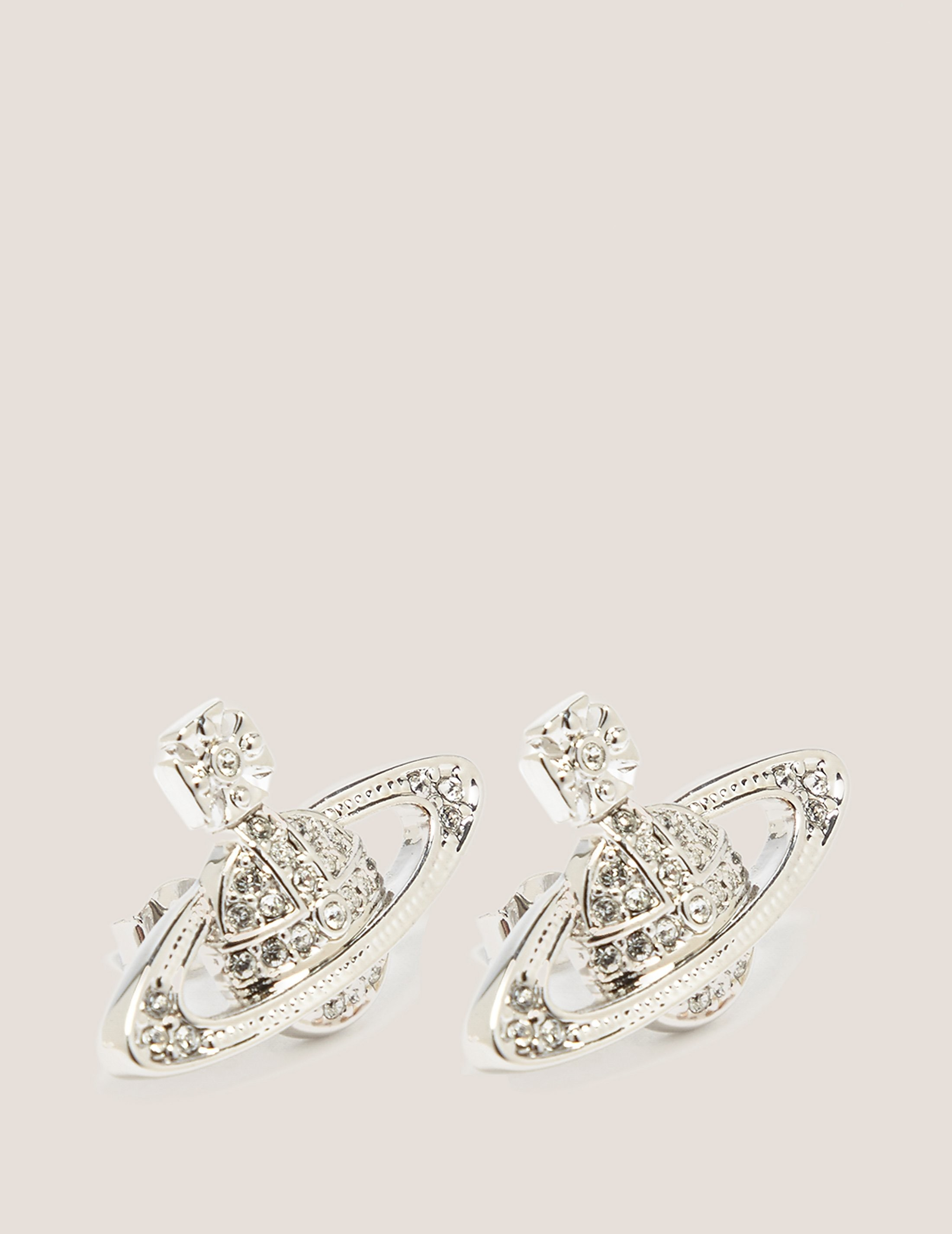 Vivienne Westwood Mini Orb Earrings