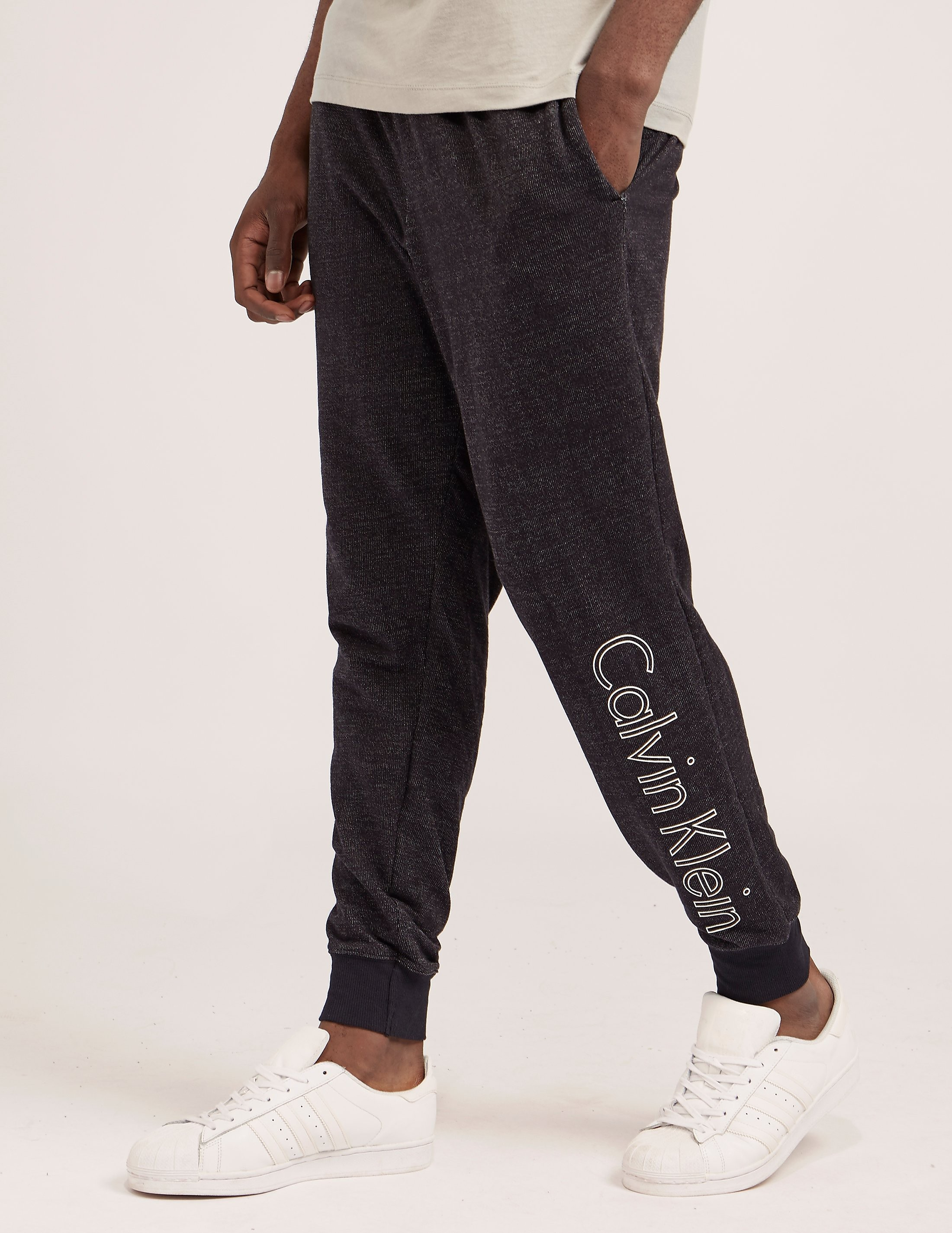 Calvin Klein Jersey Cuffed Track Pants