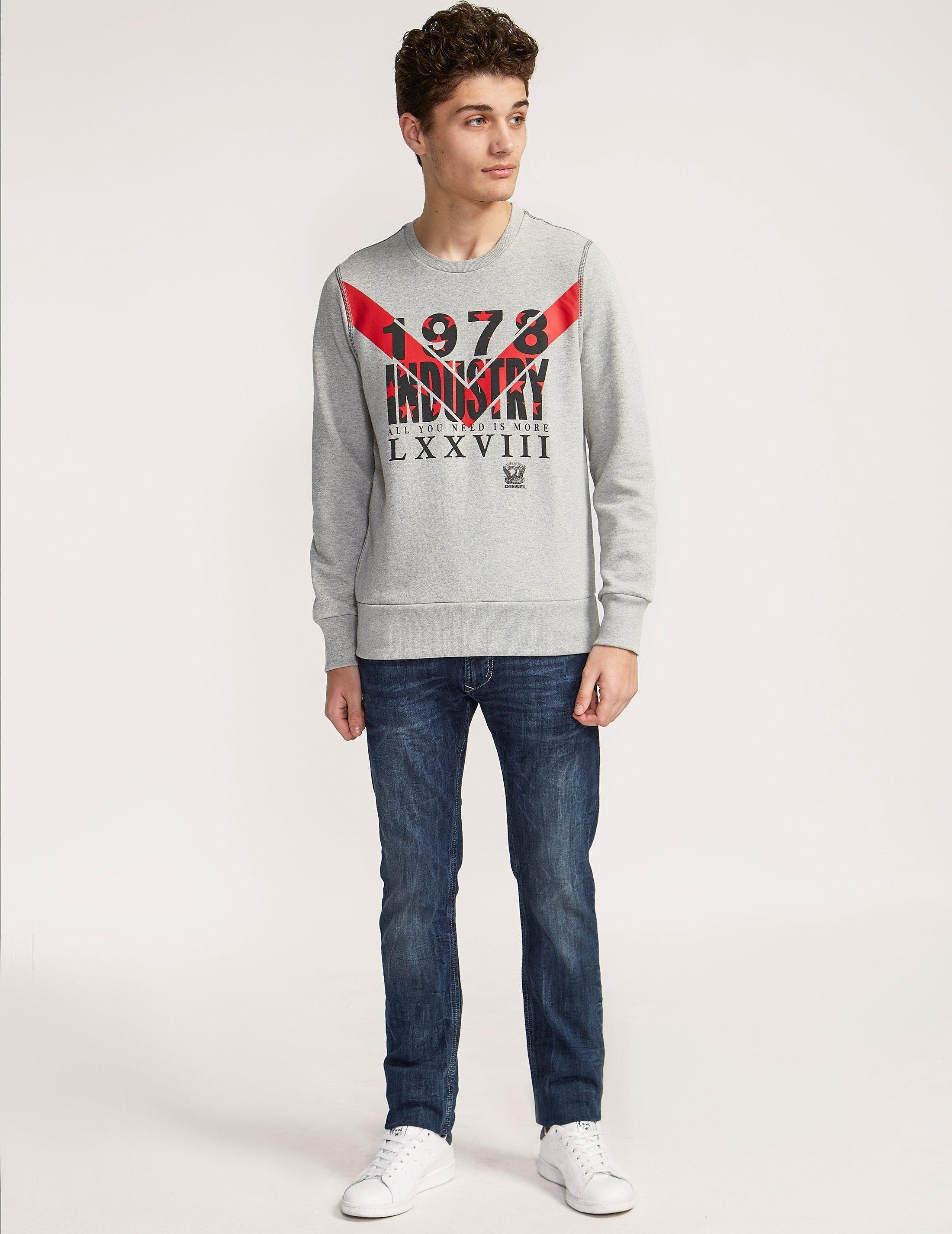 Diesel Industry Sweatshirt