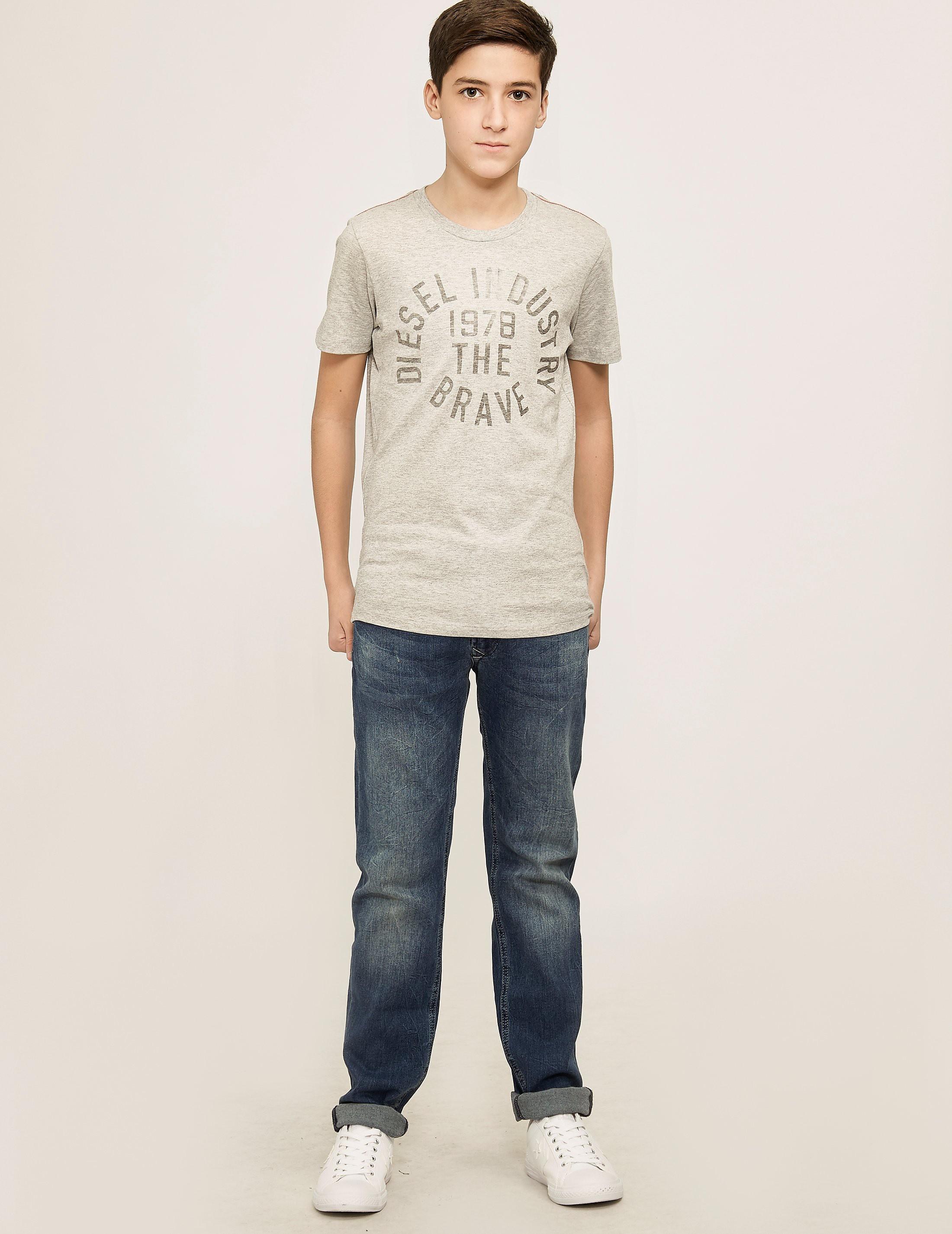 Diesel Circle T-Shirt