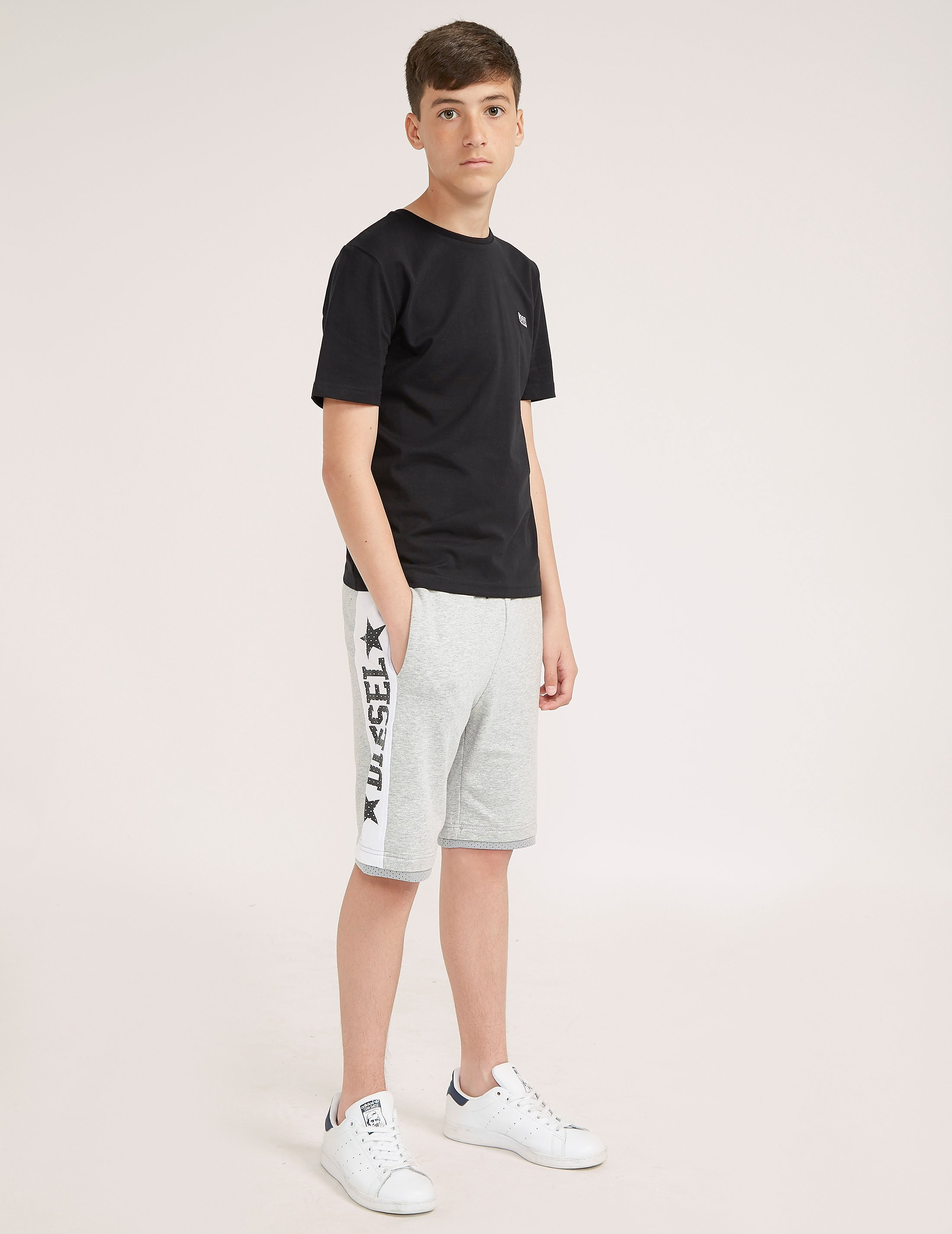 Diesel Fleece Shorts