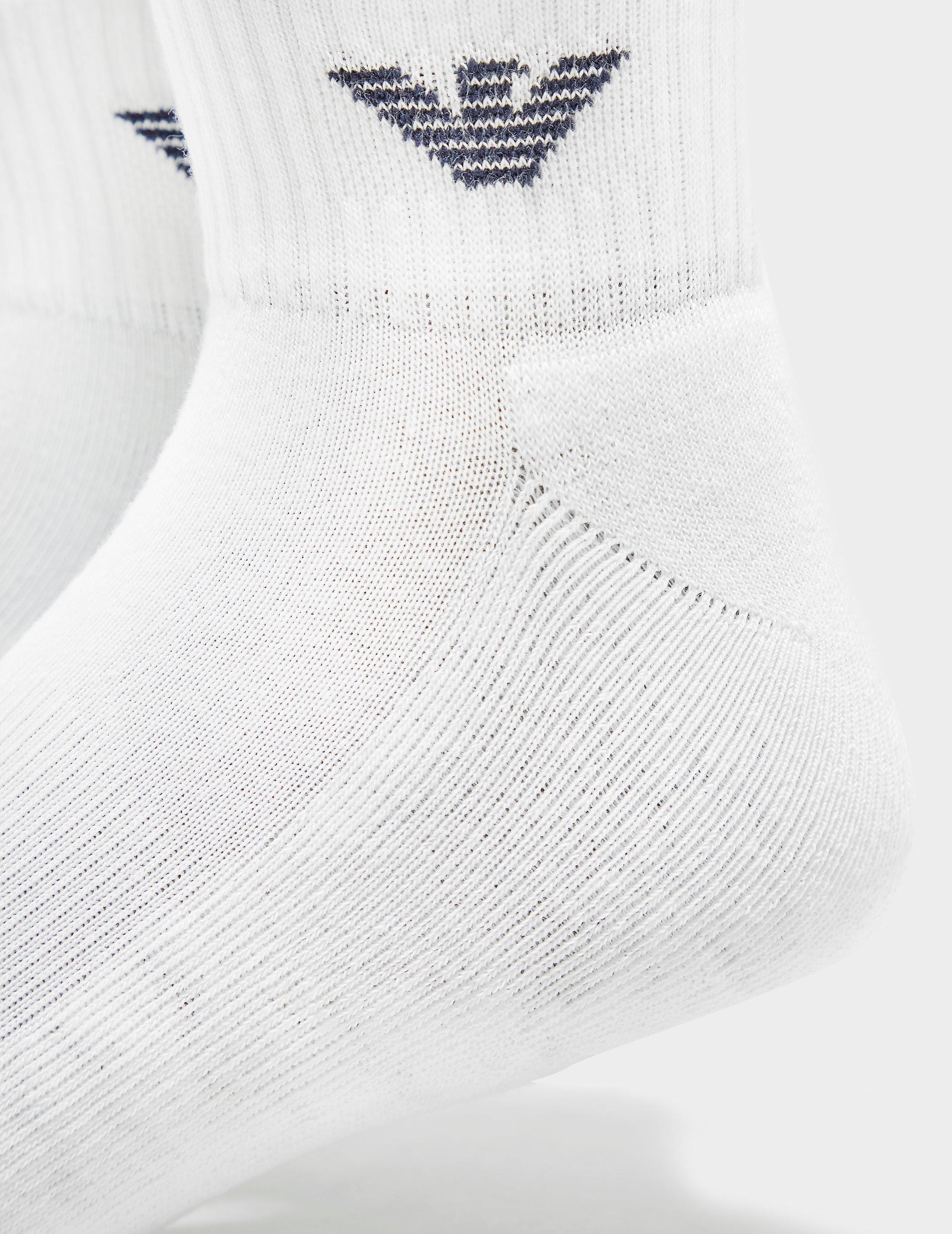 Emporio Armani 3-Pack Ankle Socks