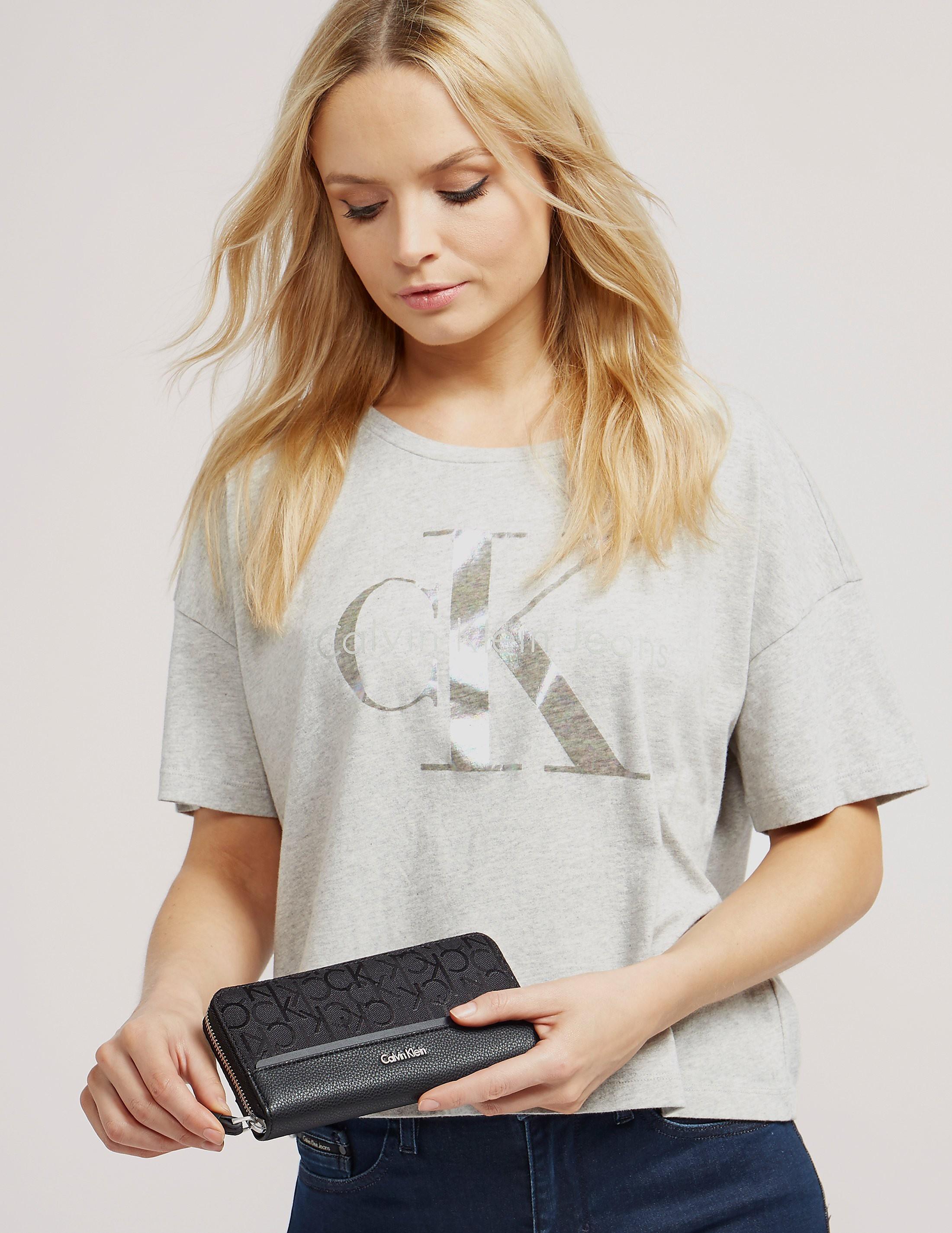 Calvin Klein Logo Purse