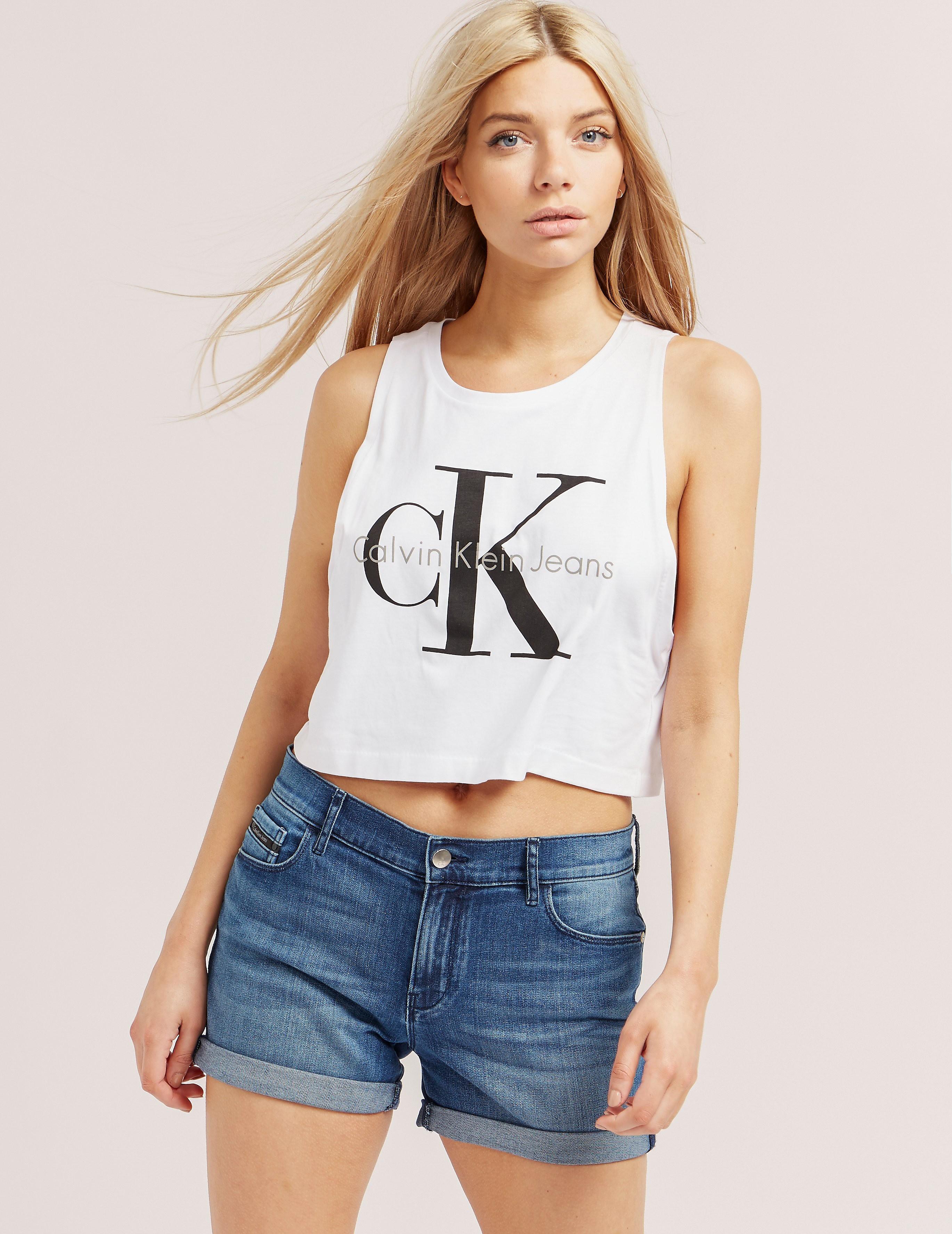 Calvin Klein Tendel Crop Top