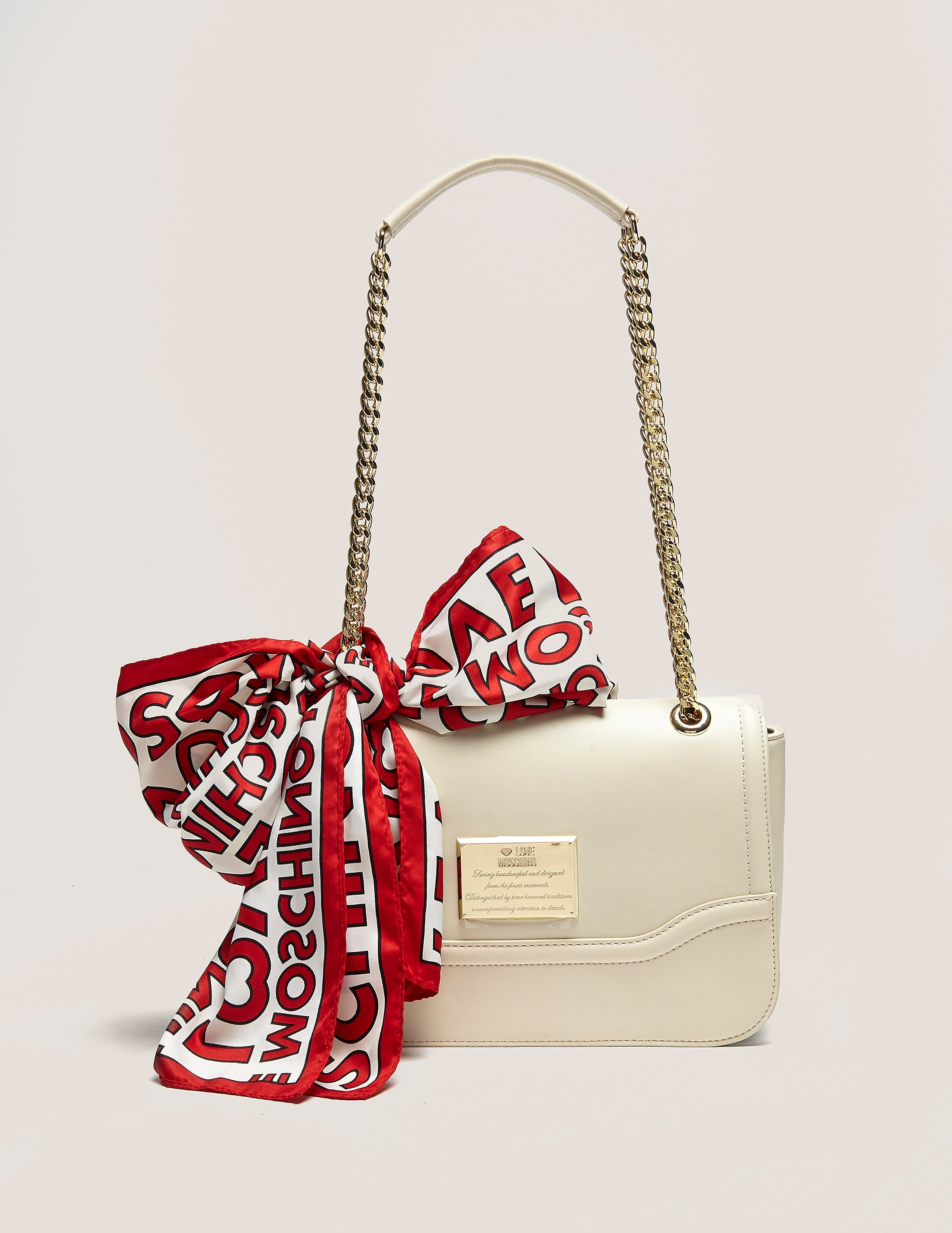 Love Moschino Scarf Shoulder Bag