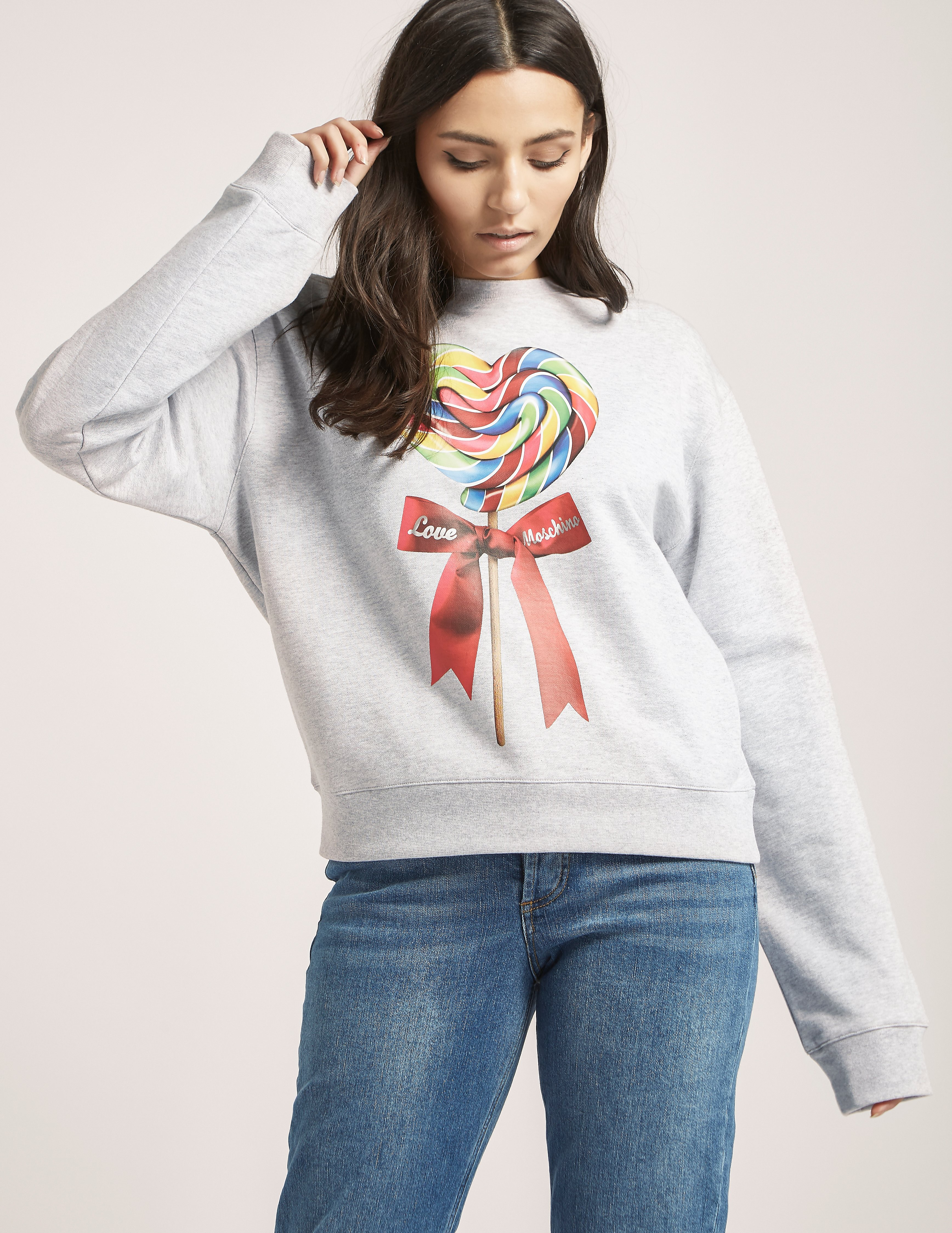 Love Moschino Lolly Sweatshirt