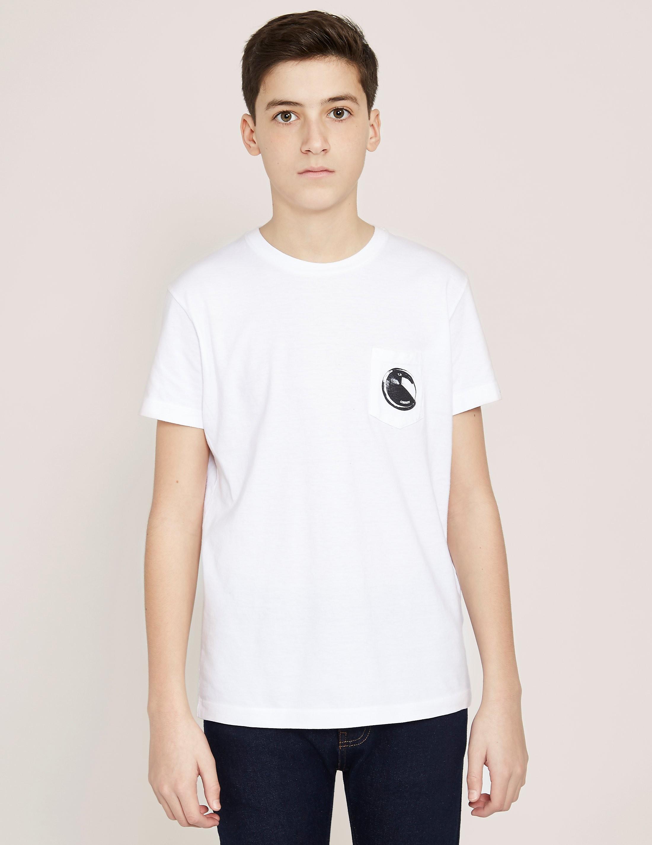 CP Company Lens Pocket Short Sleeve T-Shirt