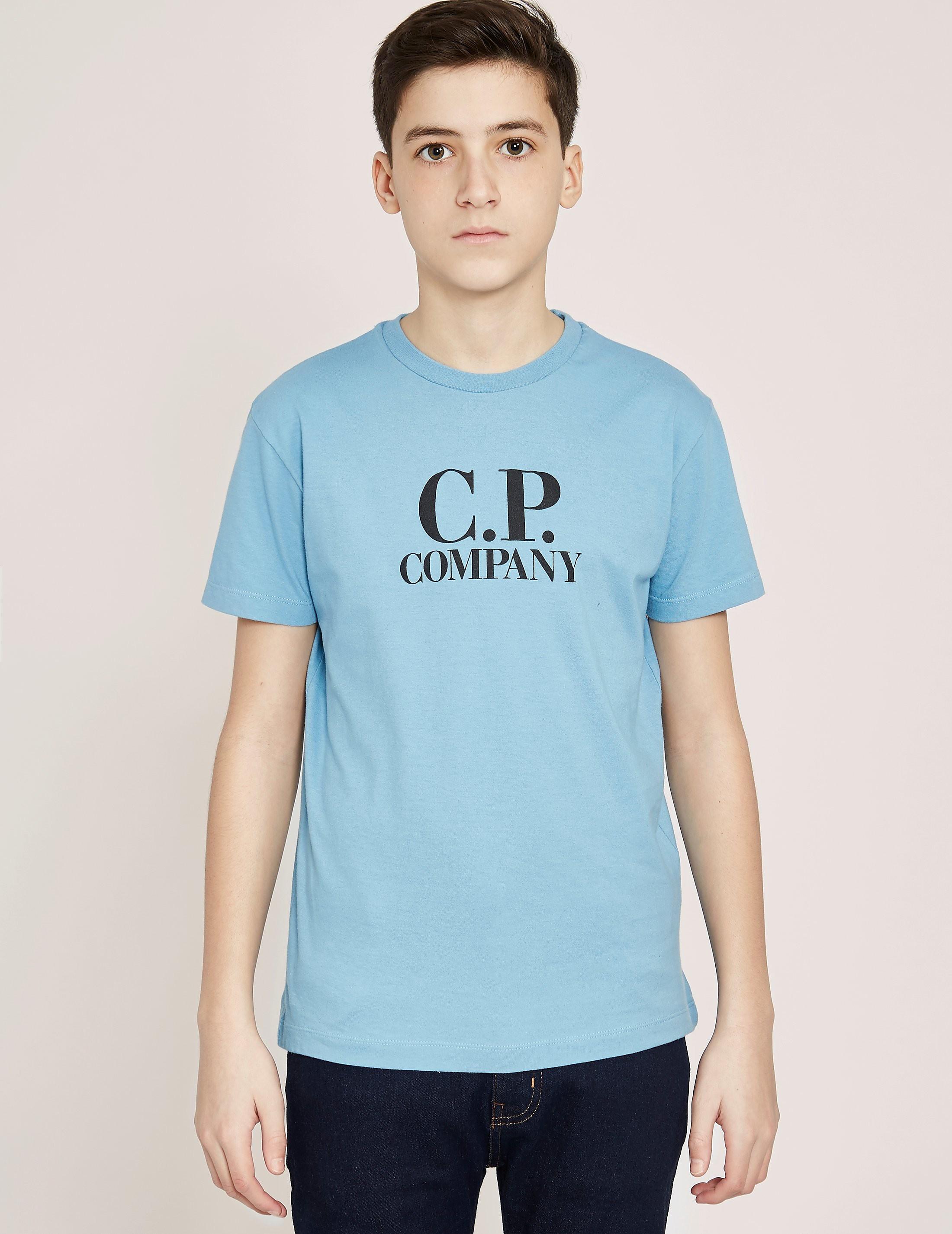 CP Company Back Goggle Print Short Sleeve T-Shirt