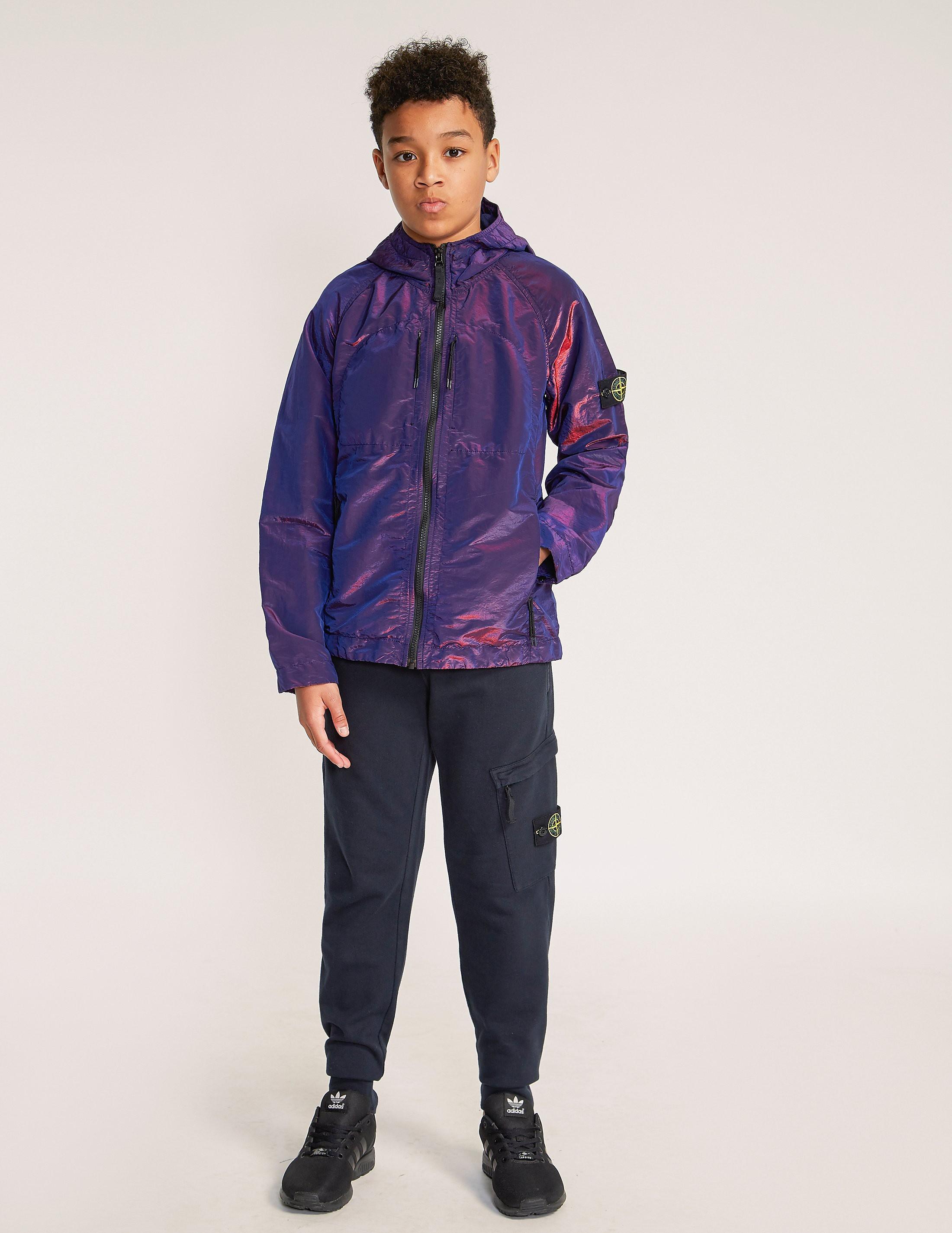 Stone Island Nylon Weft Jacket