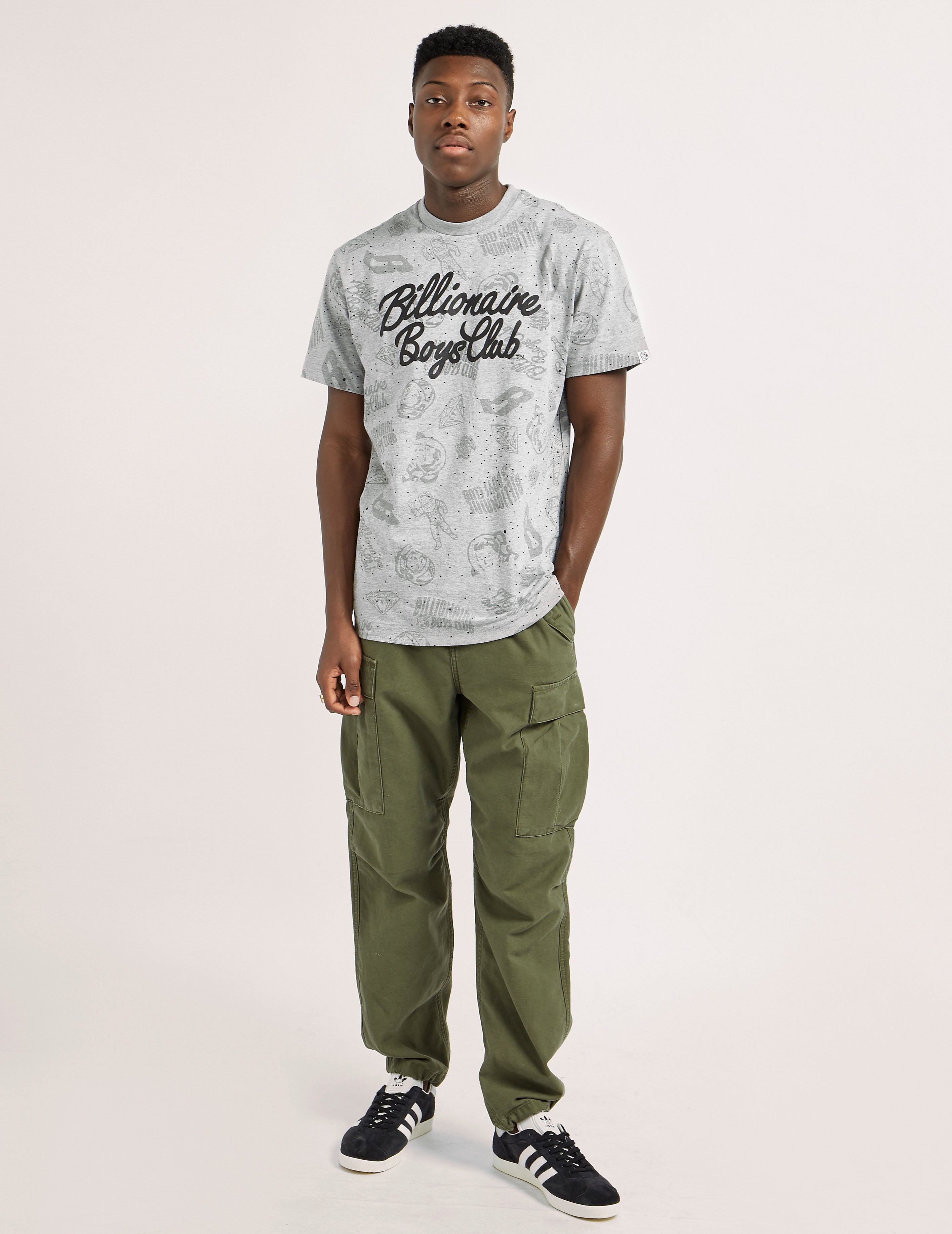 Billionaire Boys Club Galaxy Short Sleeve T-Shirt