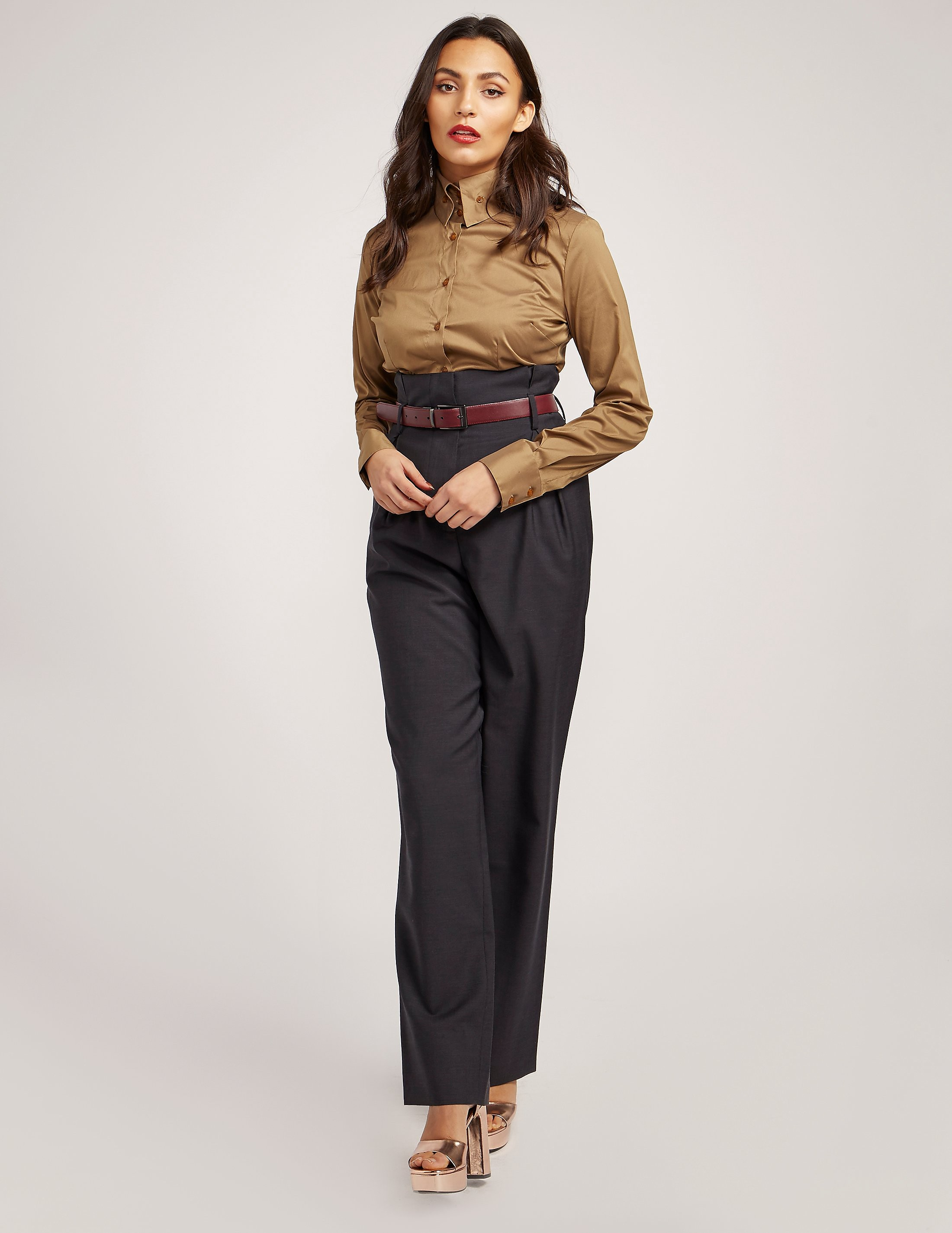 Vivienne Westwood High-Waisted Trousers