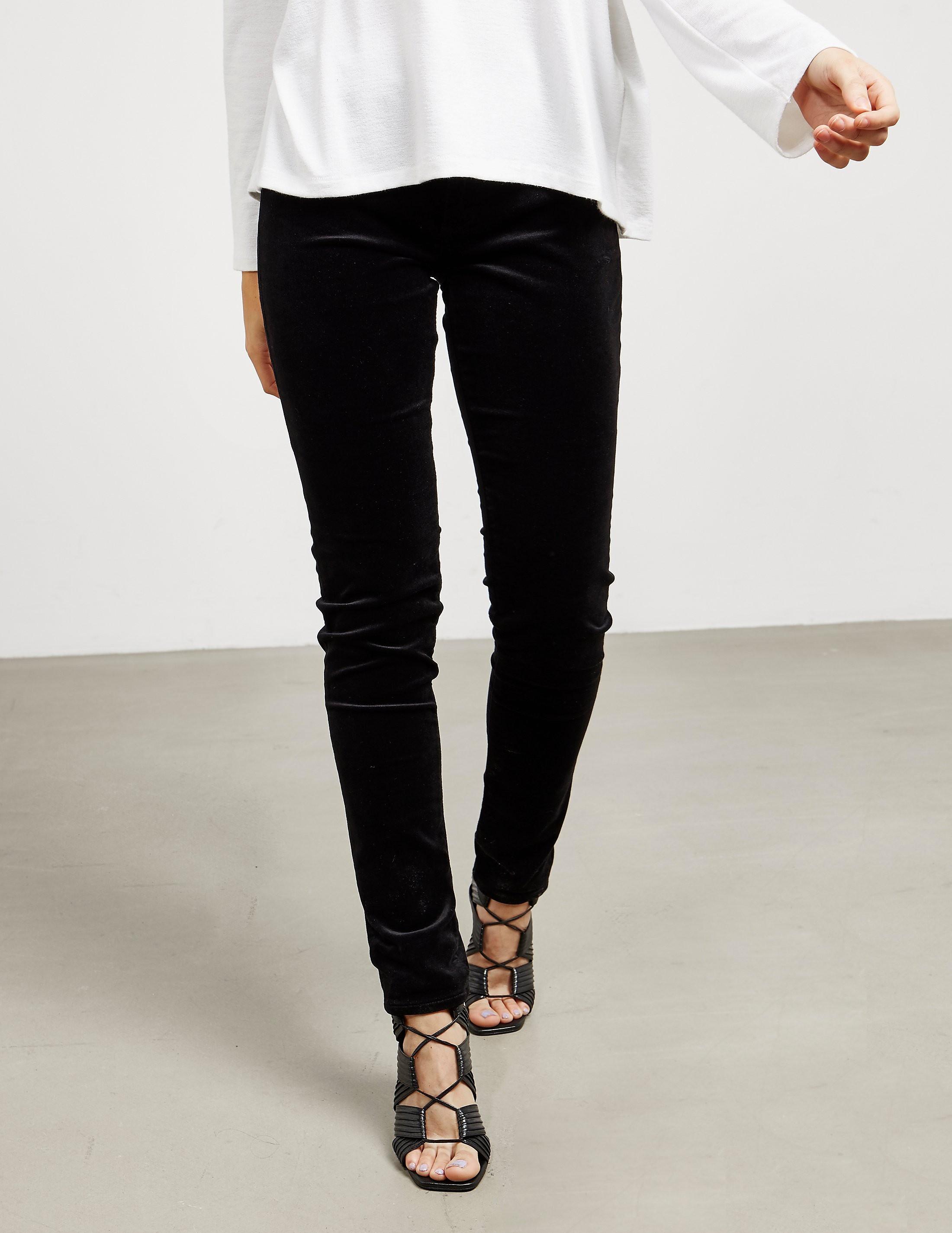 AG Jeans Velvet Jeans