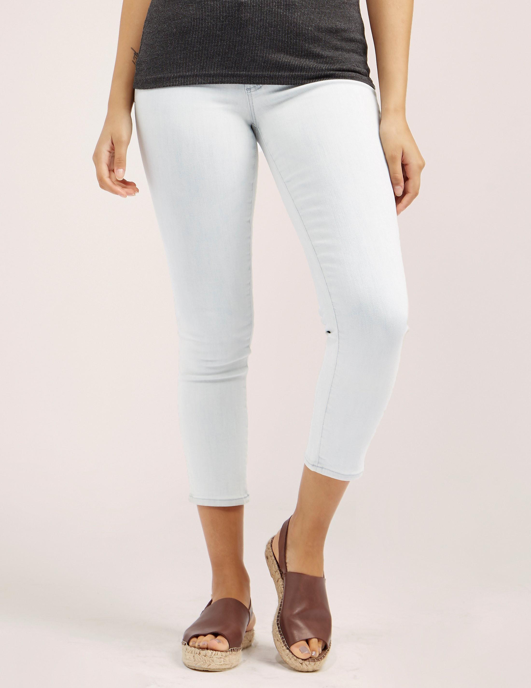 AG Jeans Stilt Cropped Jean