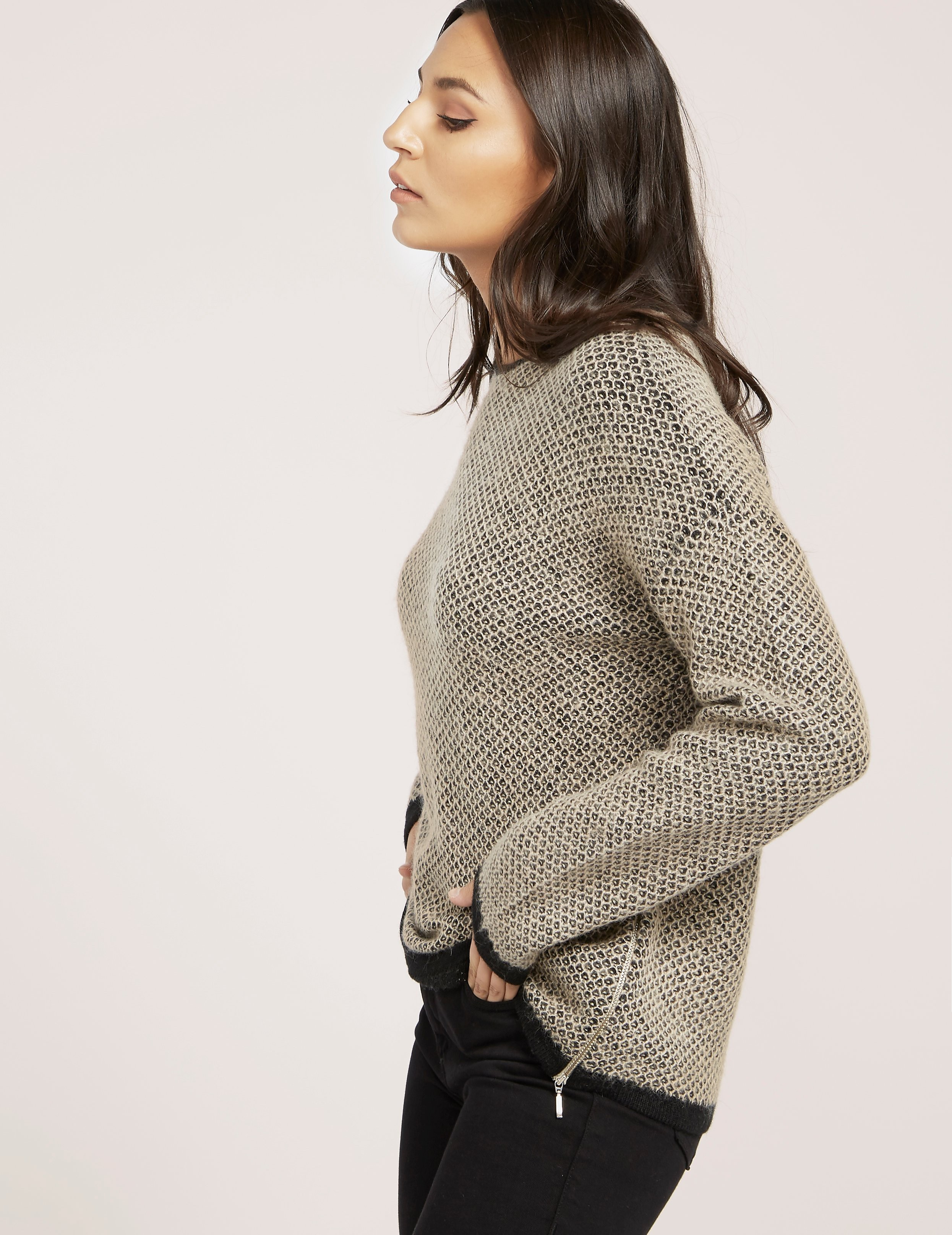 Barbour Chicara Crew Neck Knit