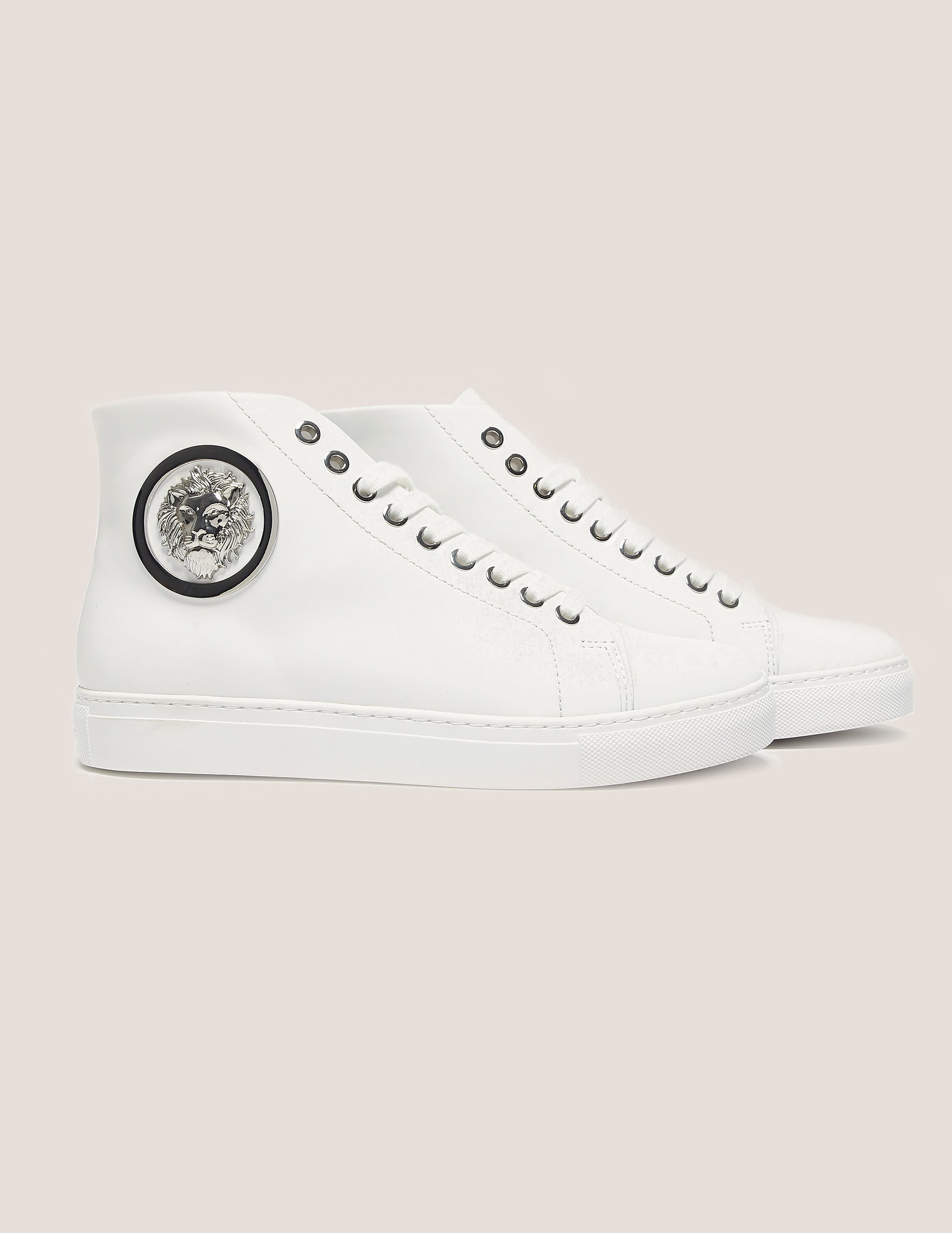 Versus Versace Lion Head High Tops