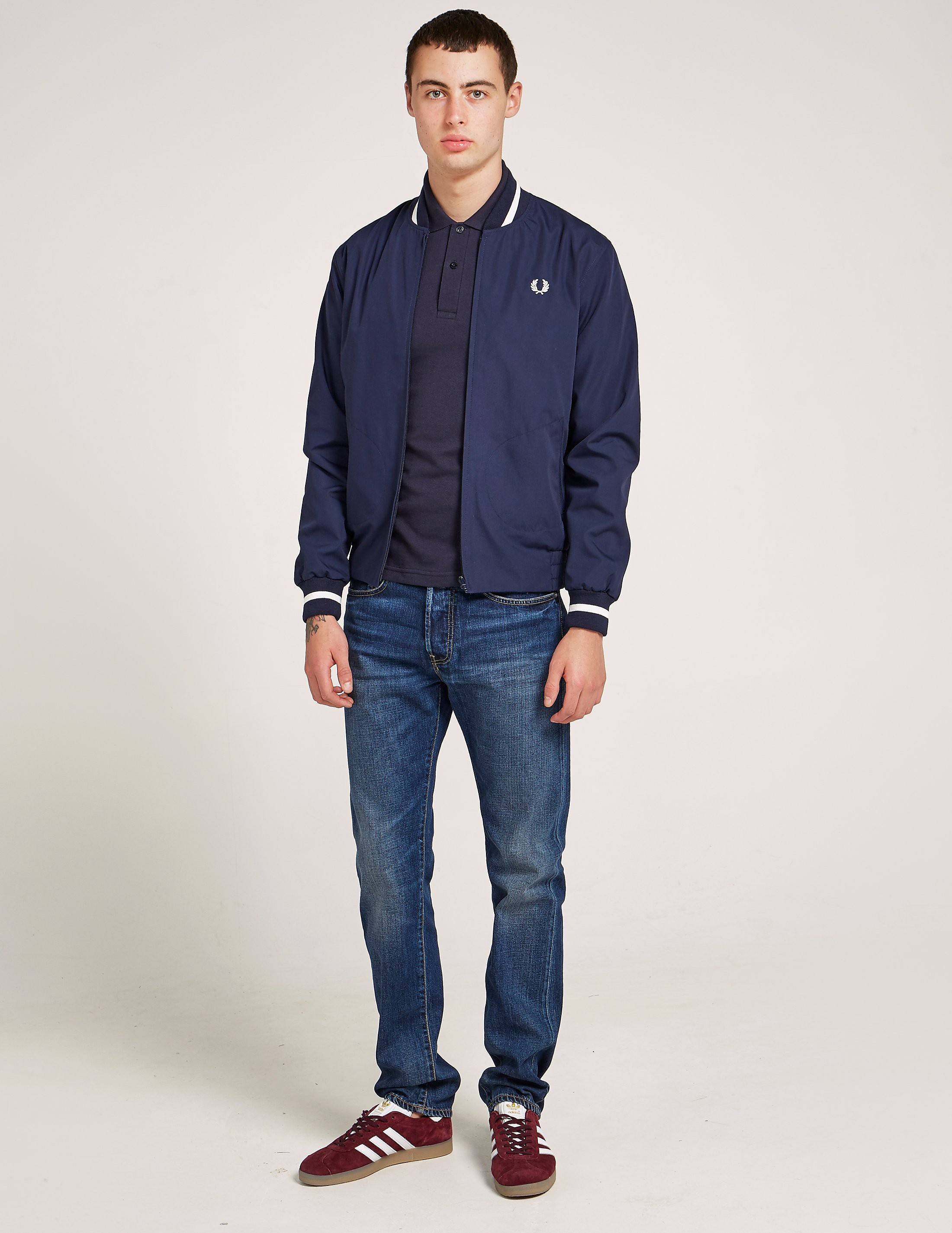 Fred Perry Reissue Made In England Bomber Jacket