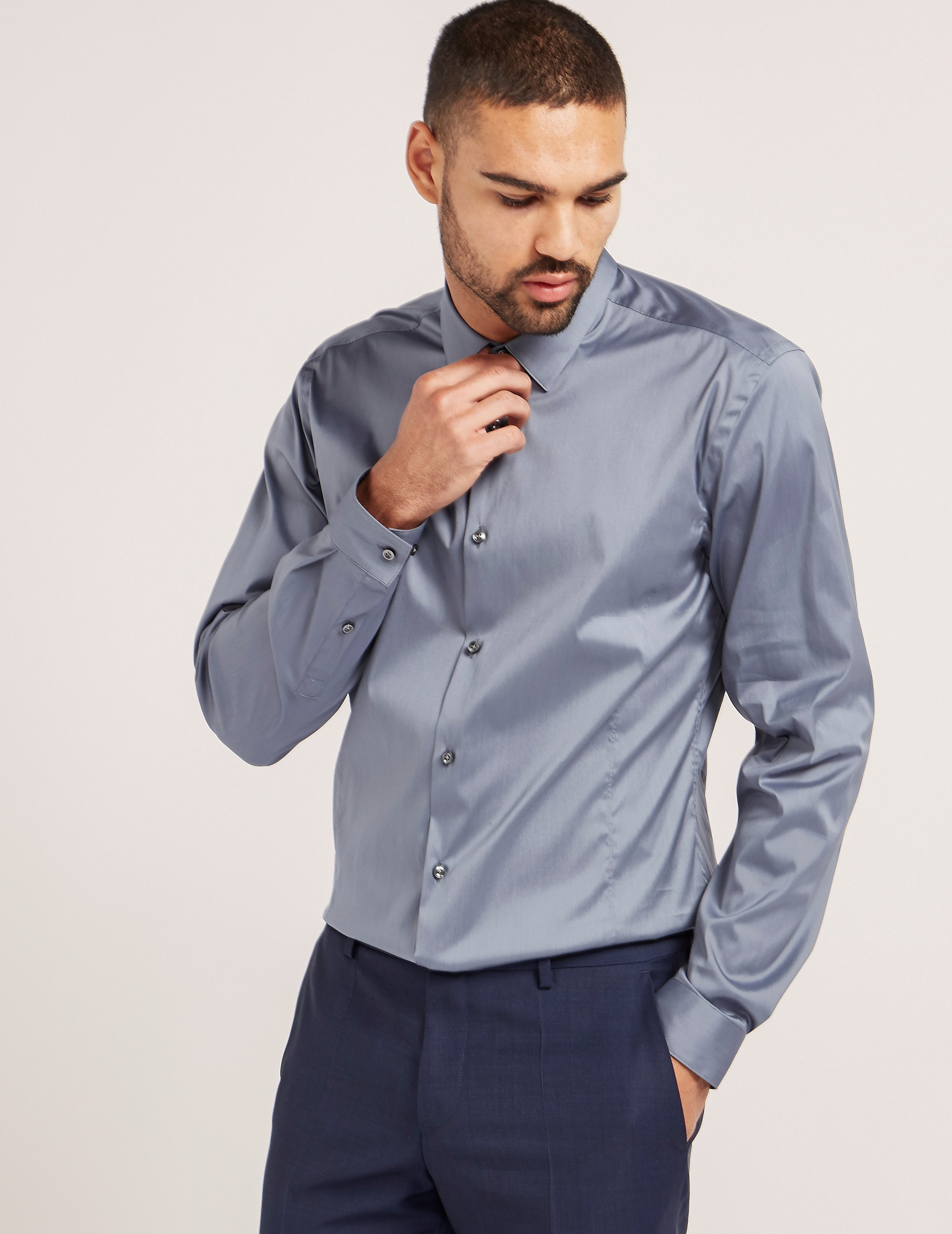 BOSS Ilan Long Sleeve Shirt