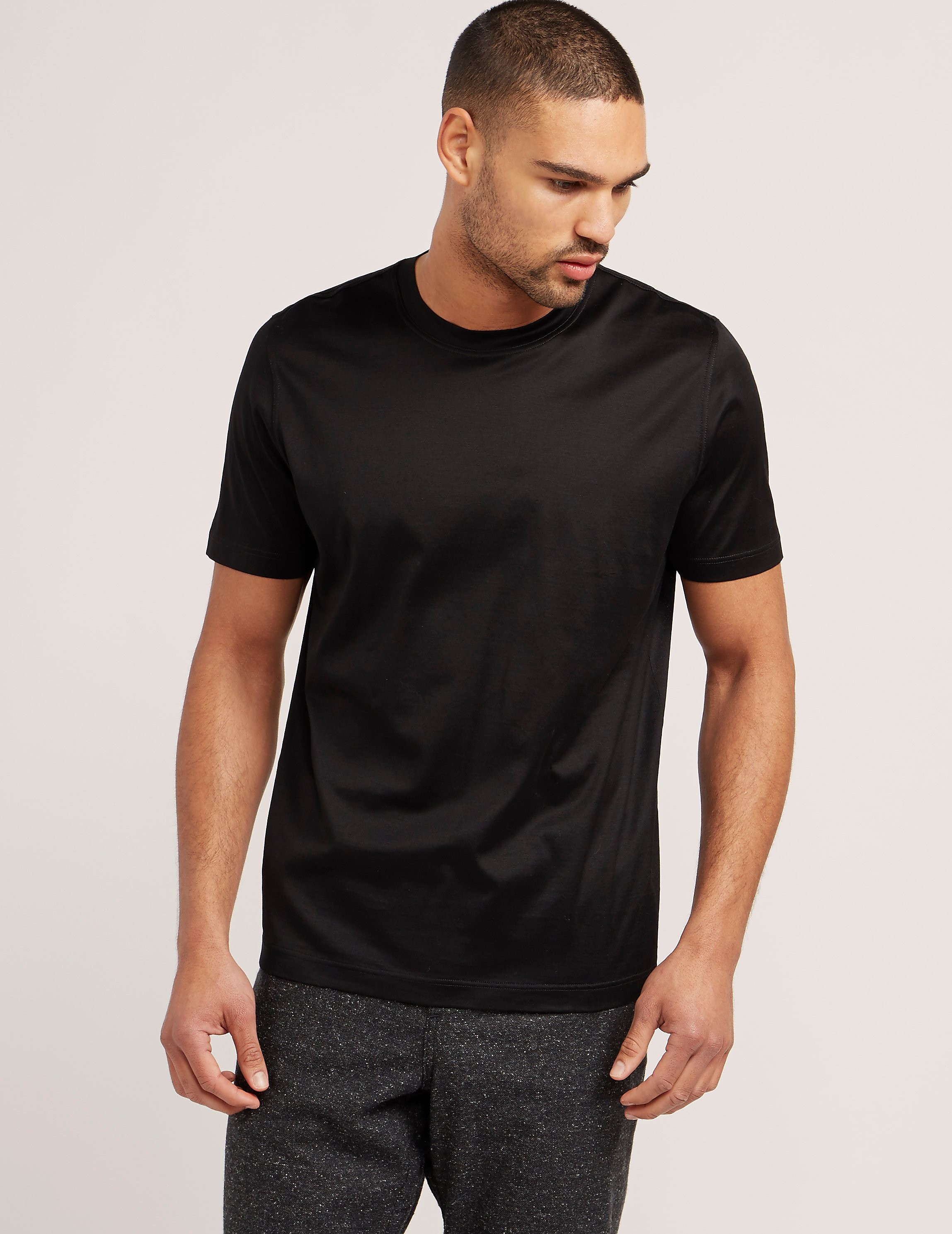 Gran Sasso Basic Short Sleeve T-Shirt