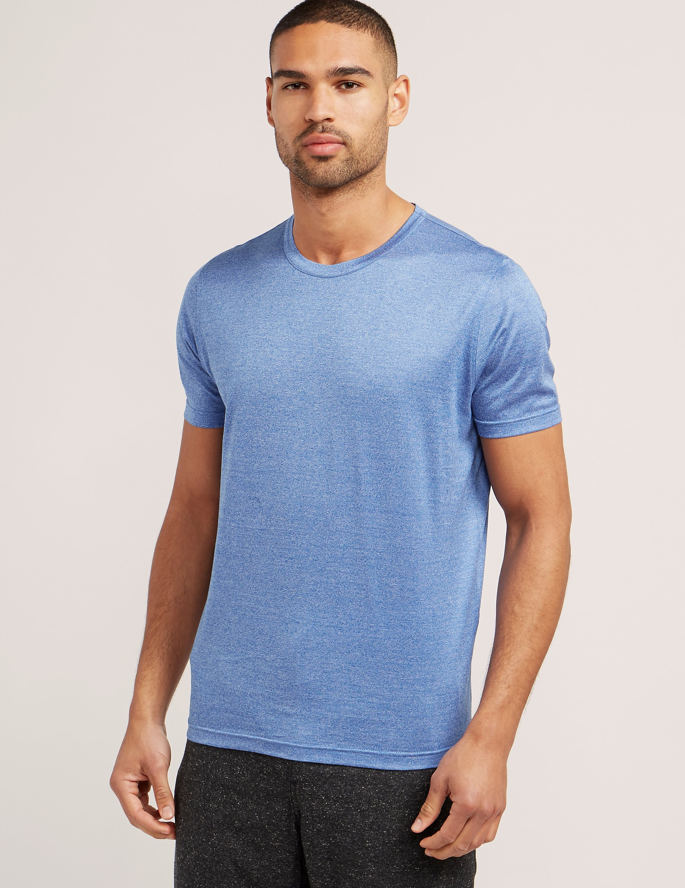 Gran Sasso Stripe Short Sleeve T-Shirt