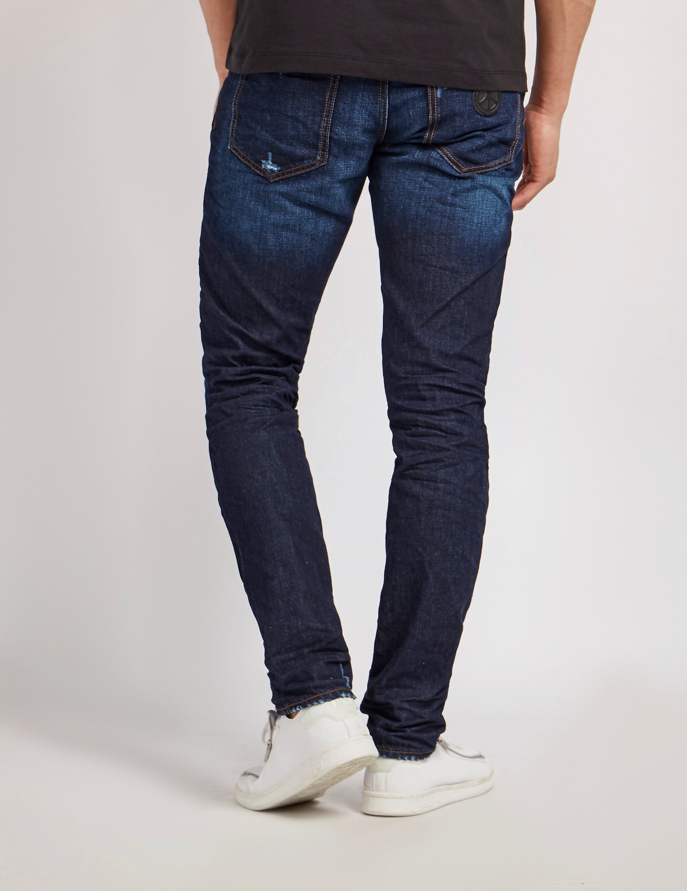 Love Moschino Slim Peace Jeans