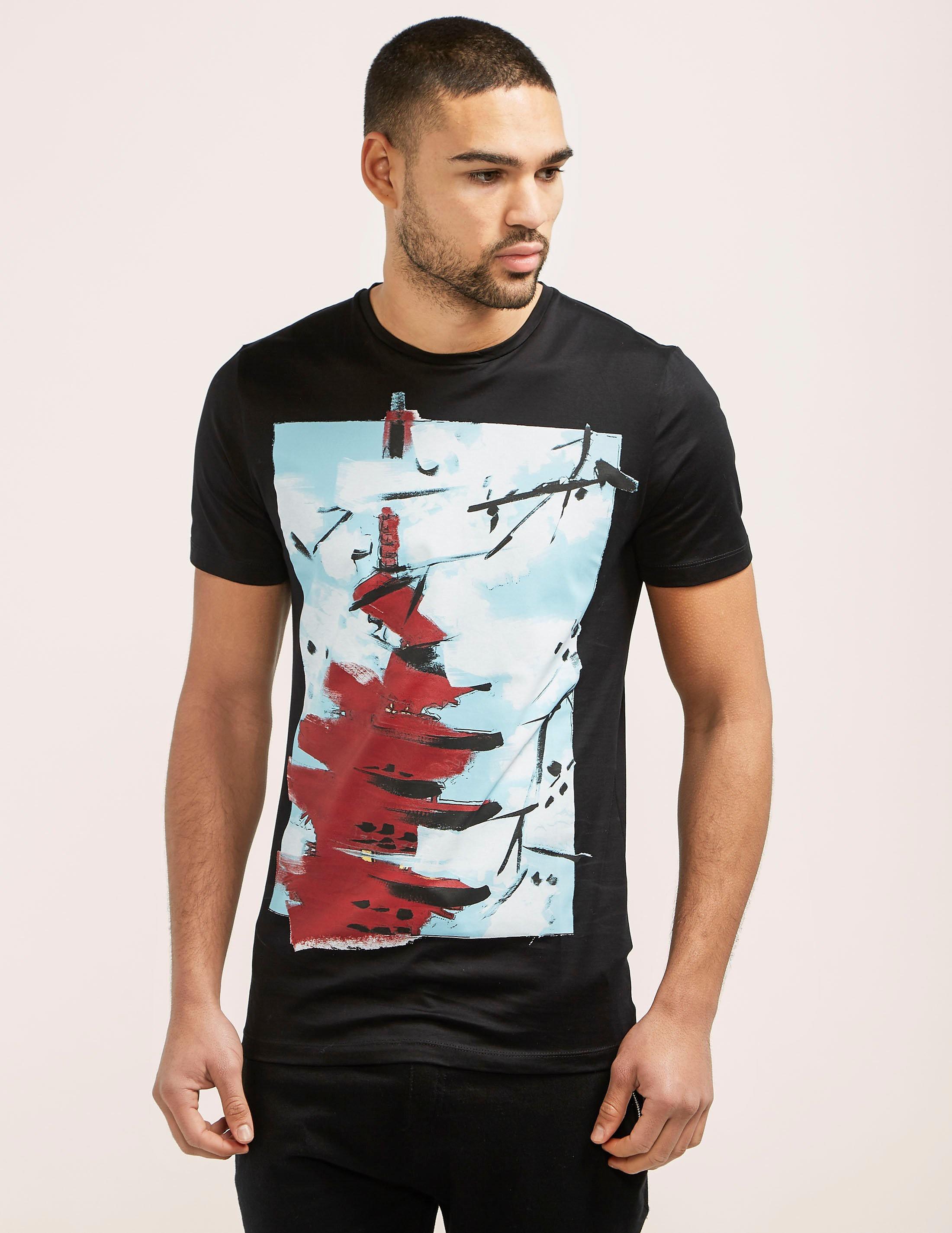 Antony Morato Pagoda T-Shirt