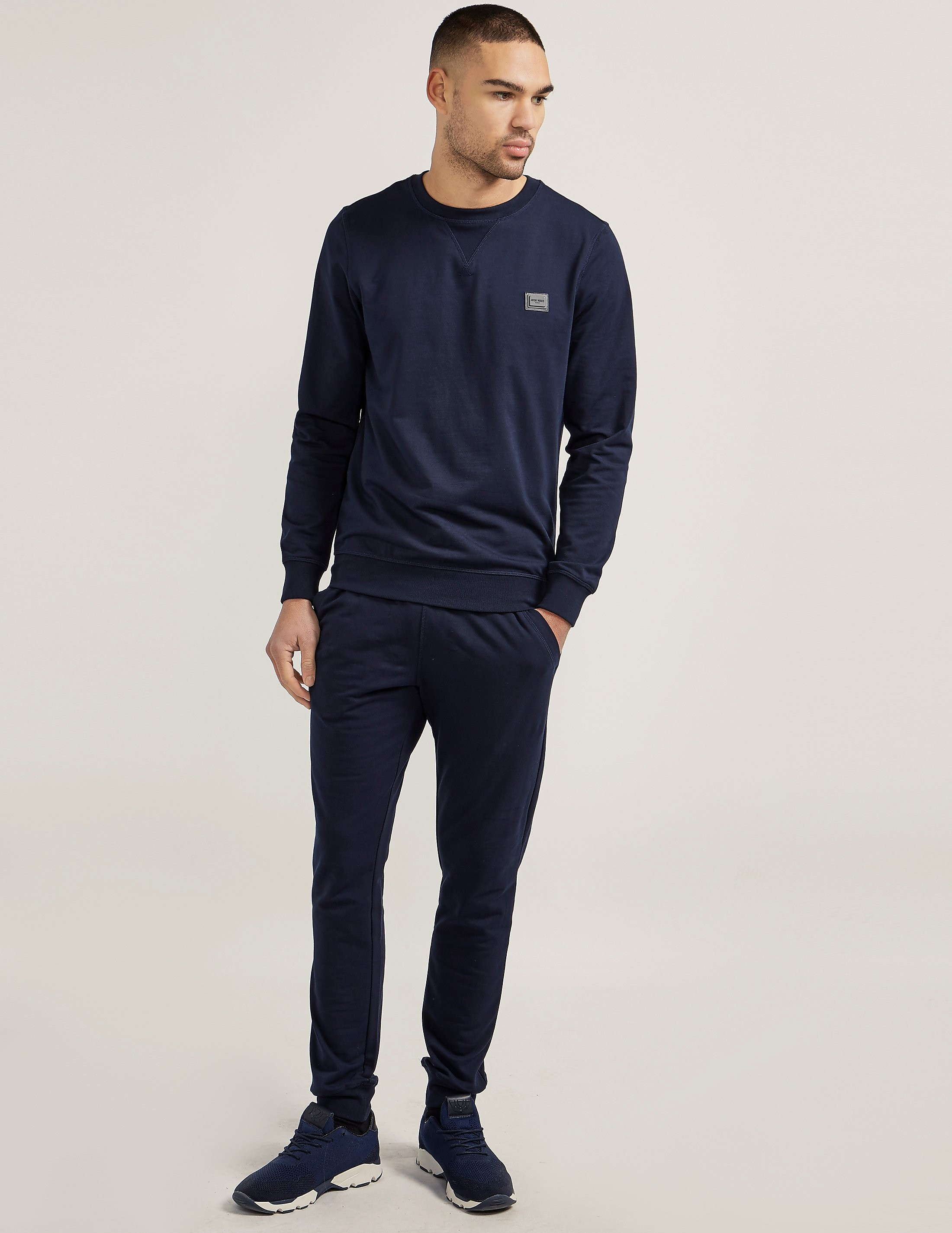 Antony Morato Pique Cotton Sweatshirt