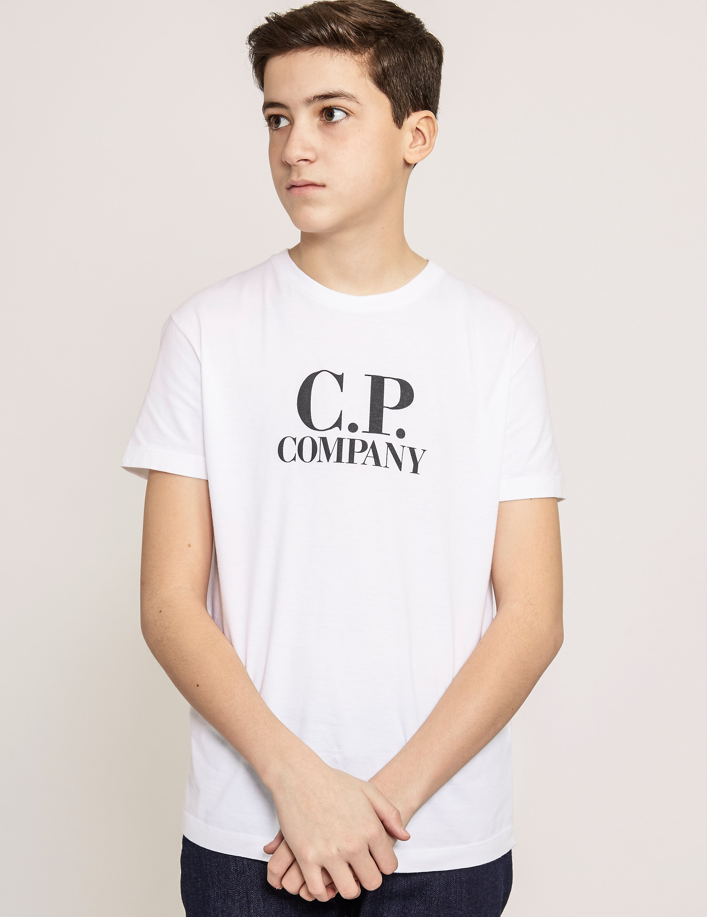 CP Company Back Goggle Print Short Sleeve T-Shirt