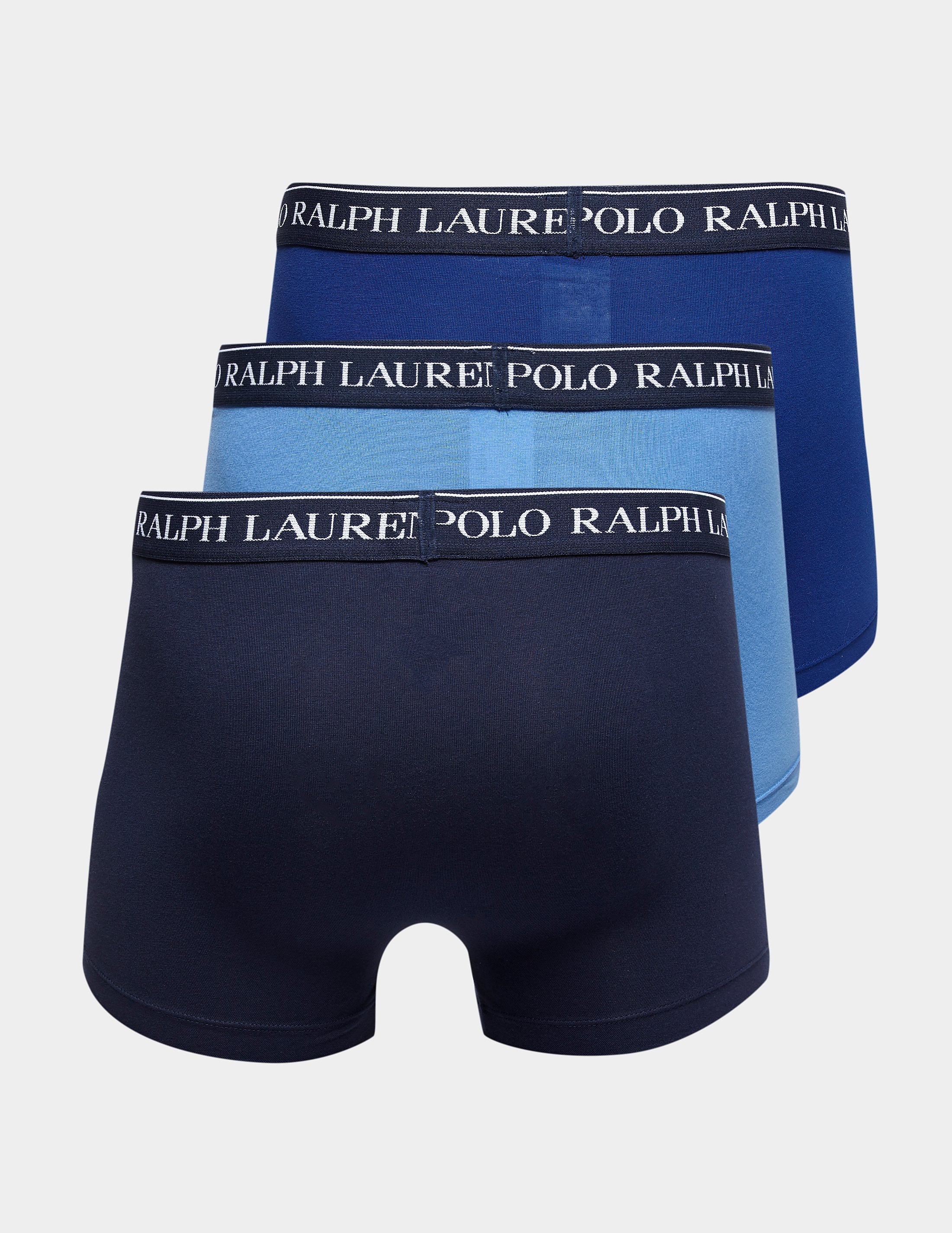 Polo Ralph Lauren 3-Pack Trunks