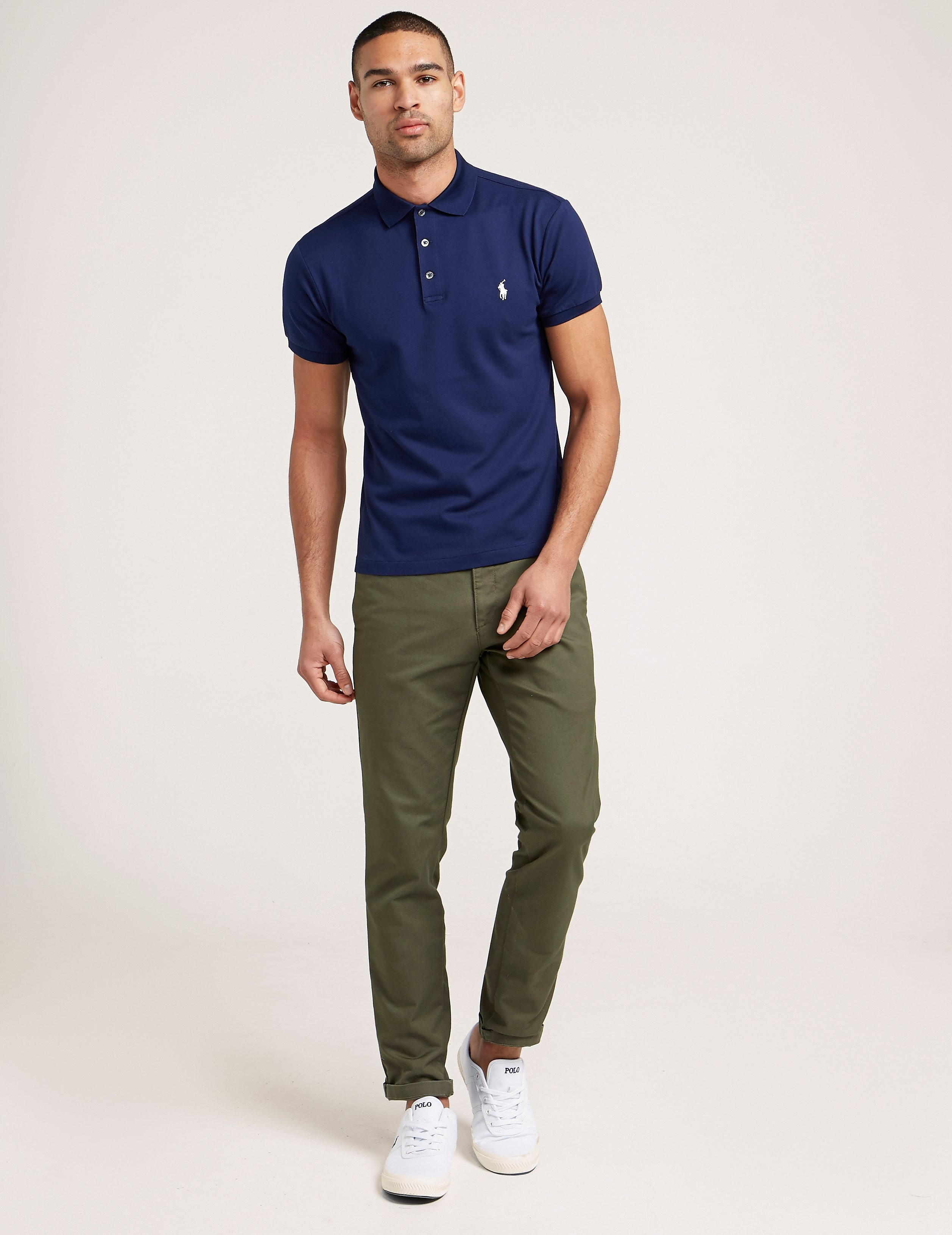 Polo Ralph Lauren Stretch Polo Shirt