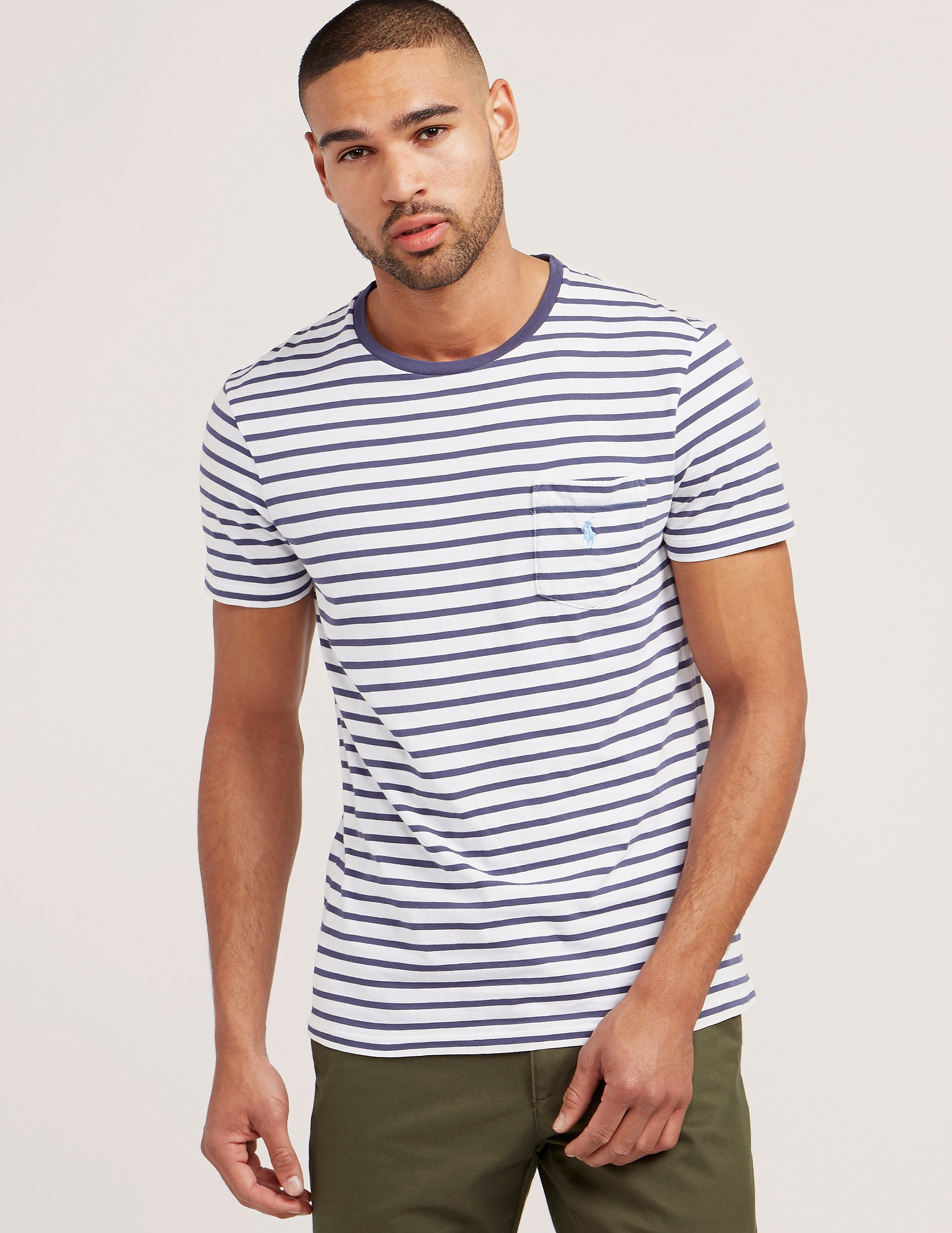 Polo Ralph Lauren Striped Short Sleeve T-Shirt
