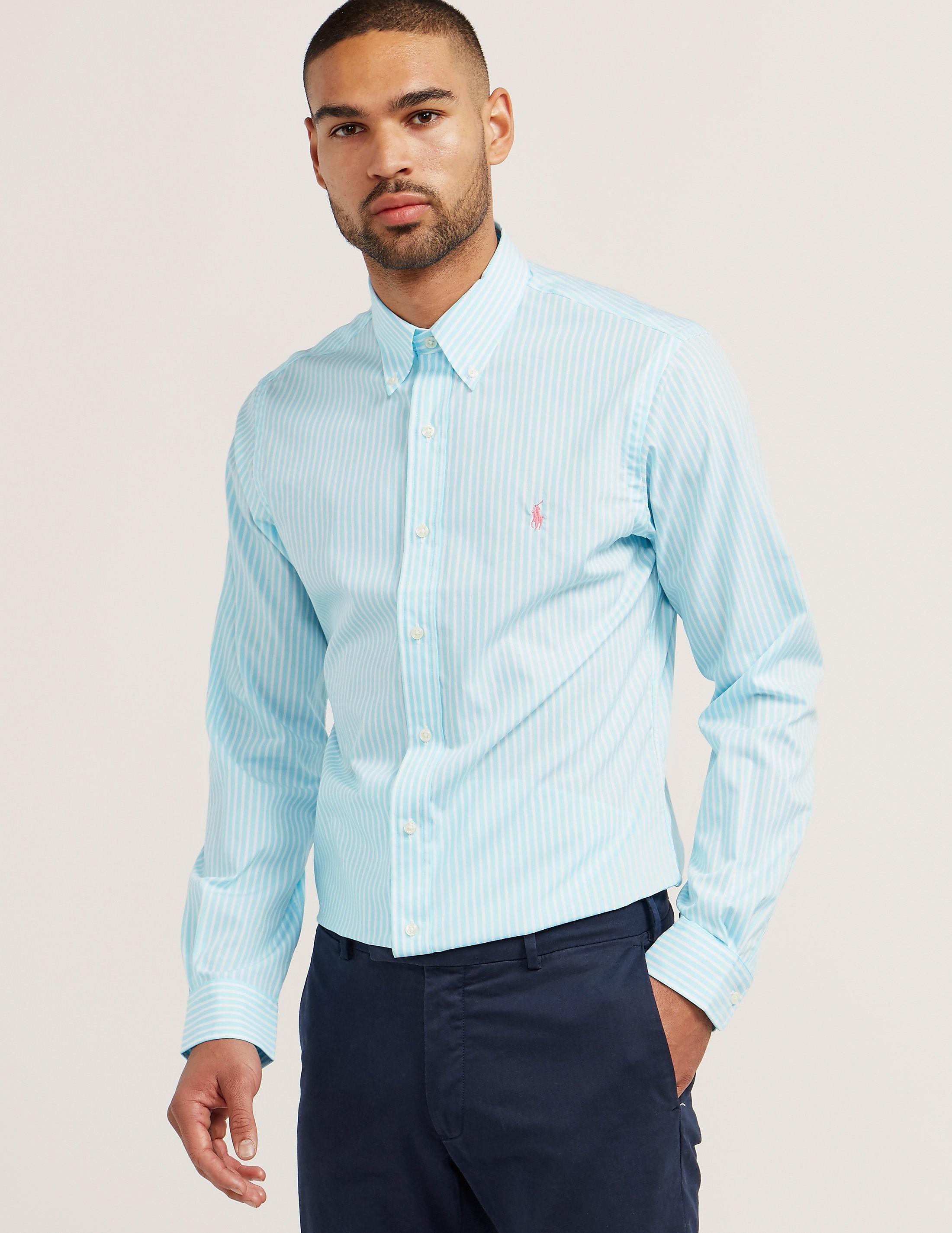 Polo Ralph Lauren Stripe Long Sleeve Shirt