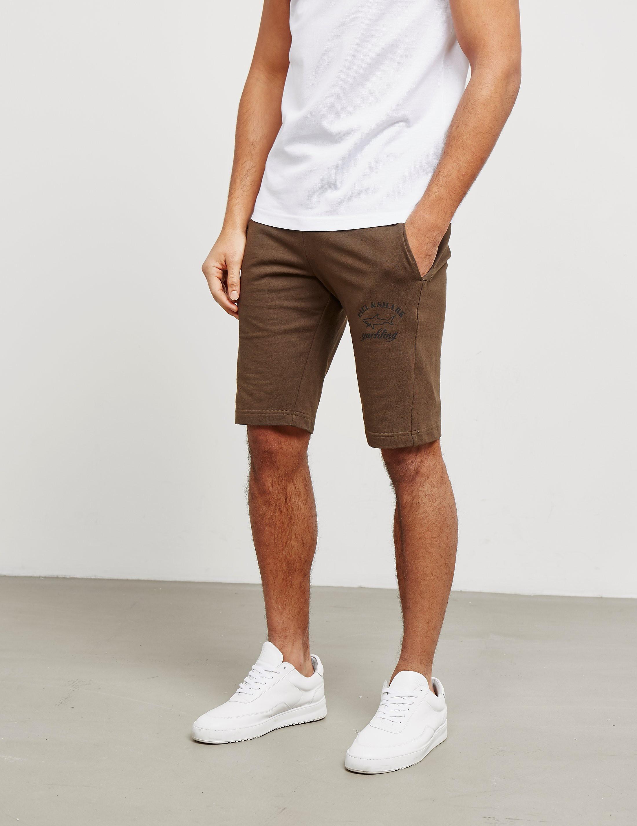 Paul and Shark Fleece Shorts - Exclusive